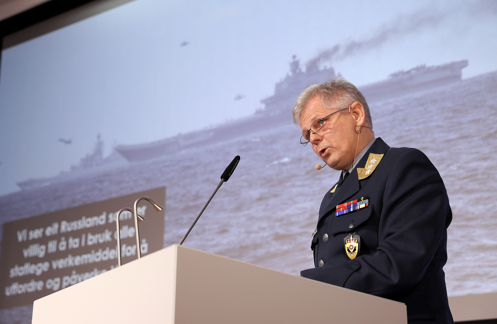 E-tjenesten avviser Svalbard-angrep