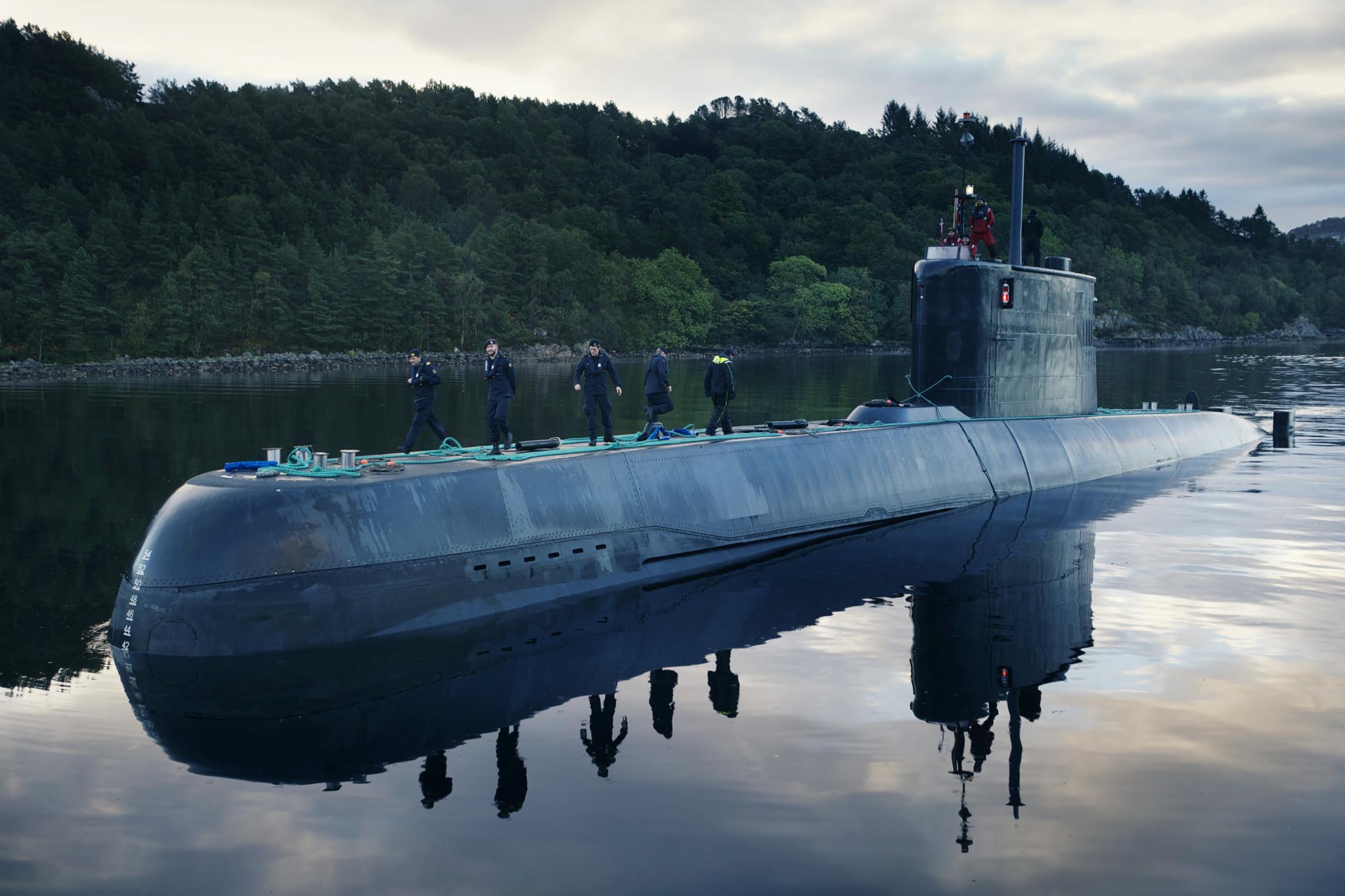 Ubåtsjef frykter styrt avvikling