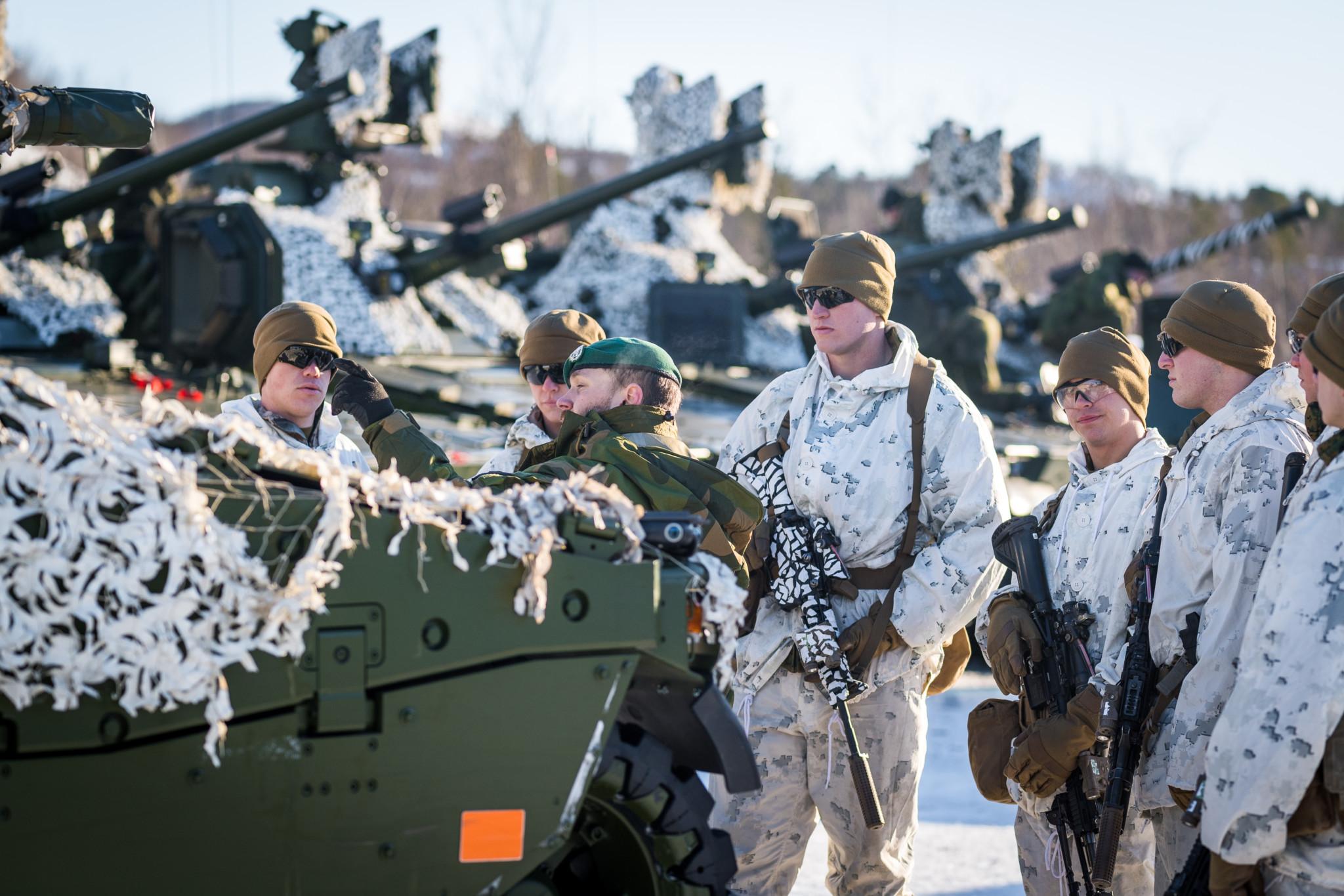 NATO: Forsvarsbudsjettene øker