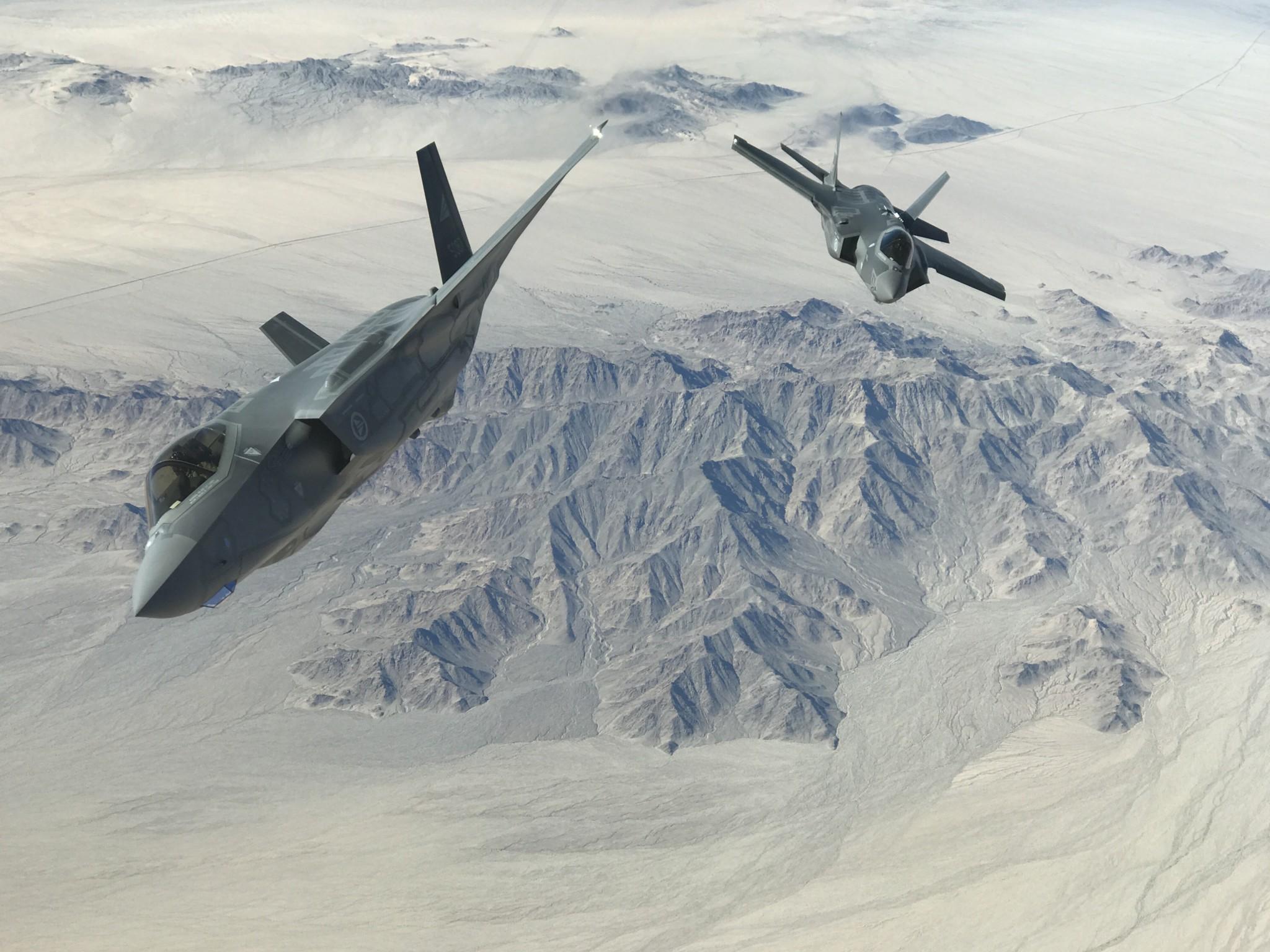 F-35: Over 100 fly ikke kampklare