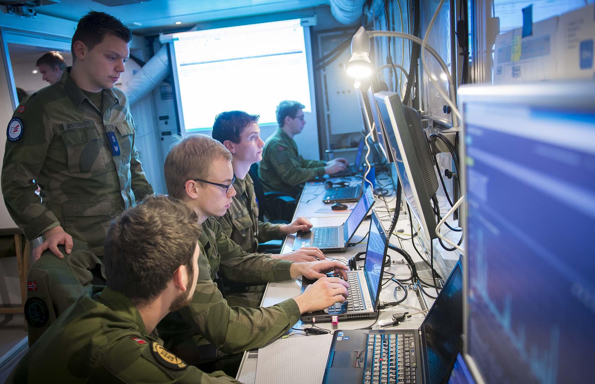 Stor cyberøvelse i NATO