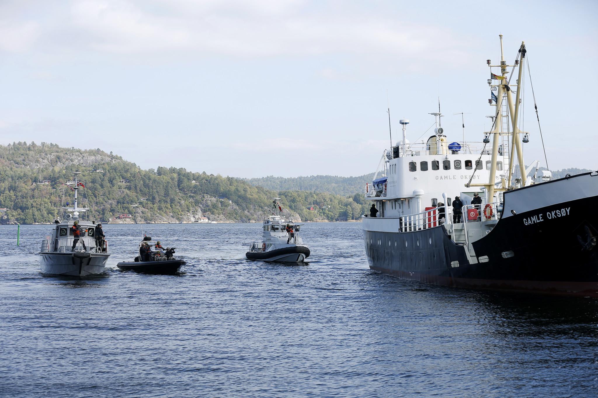 –Generaltabbe å legge ned Sjøheimevernet