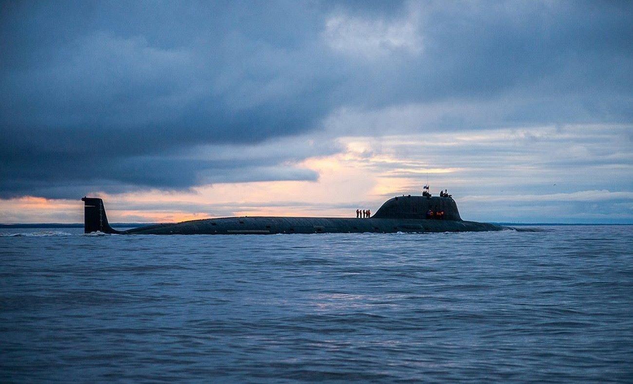 Nye ubåter styrker Nordflåten