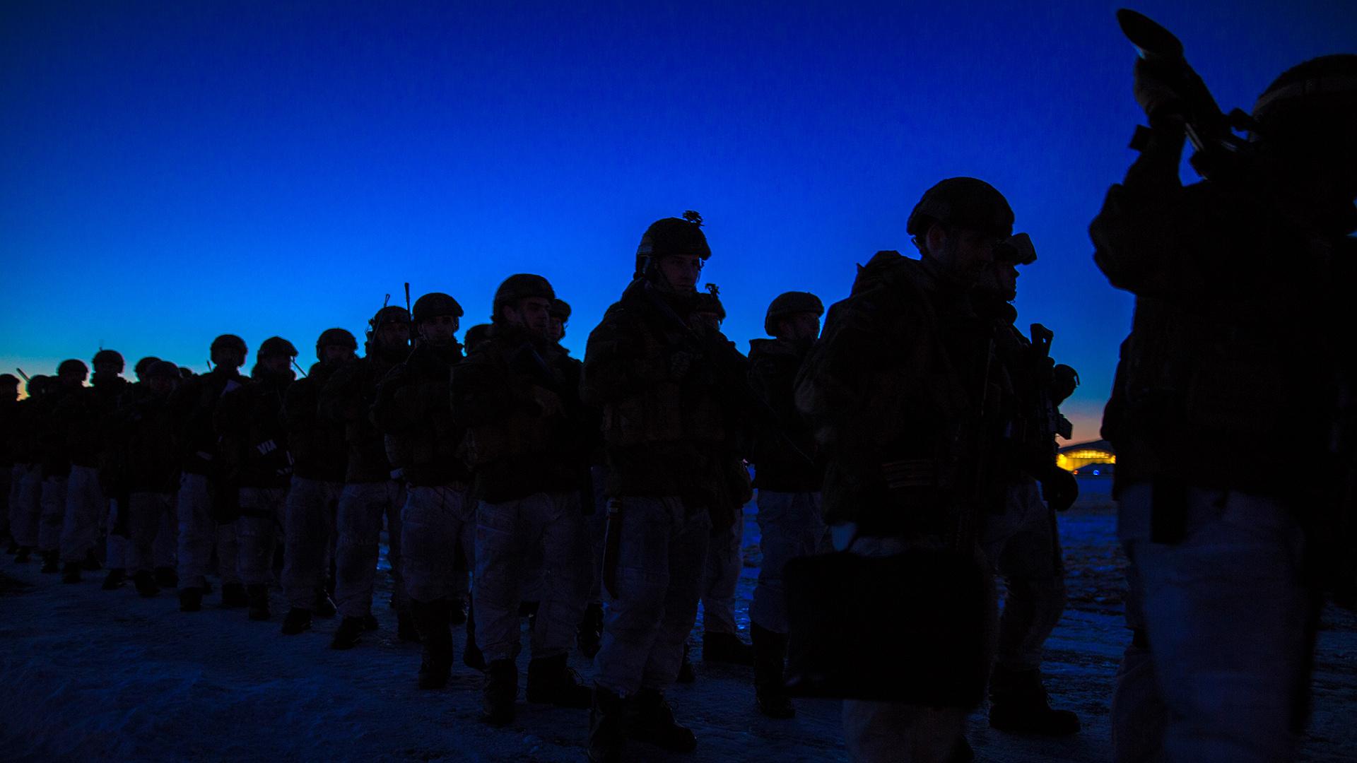 De tyngste soldatene er fra Bygde-Norge