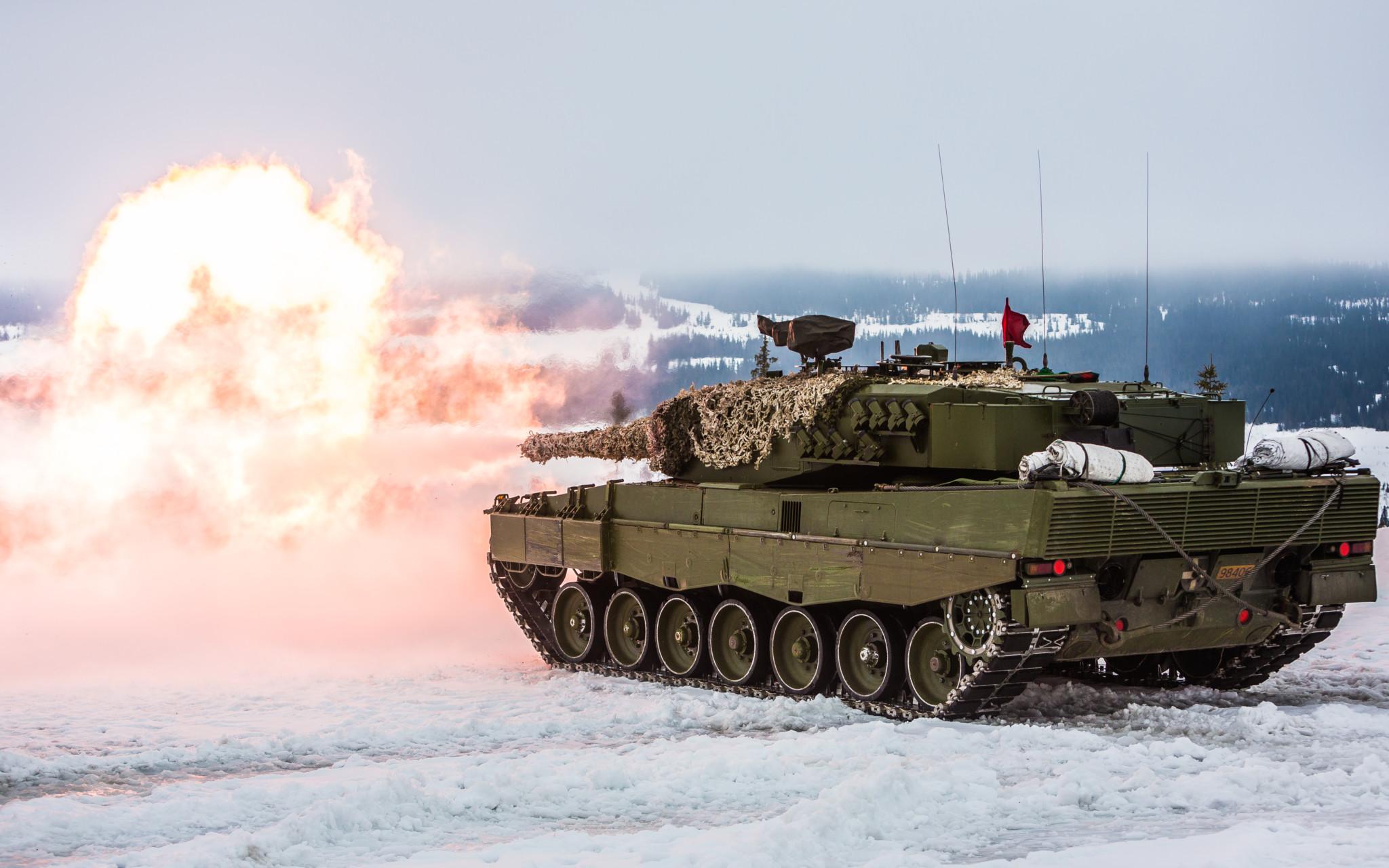 FD bekrefter: La bort stridsvogn-anbefaling