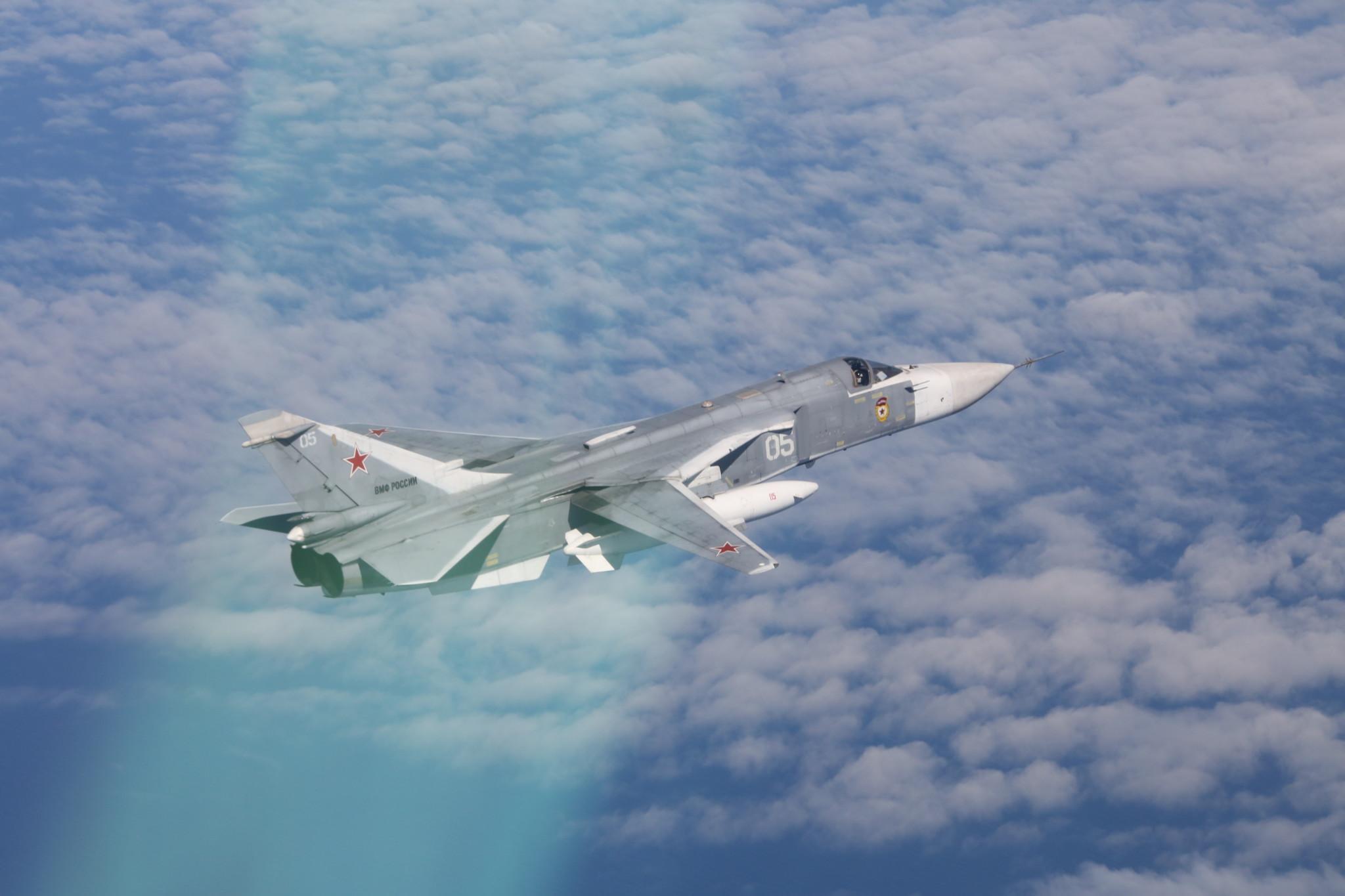 Én uke: Avskar 18 russiske fly