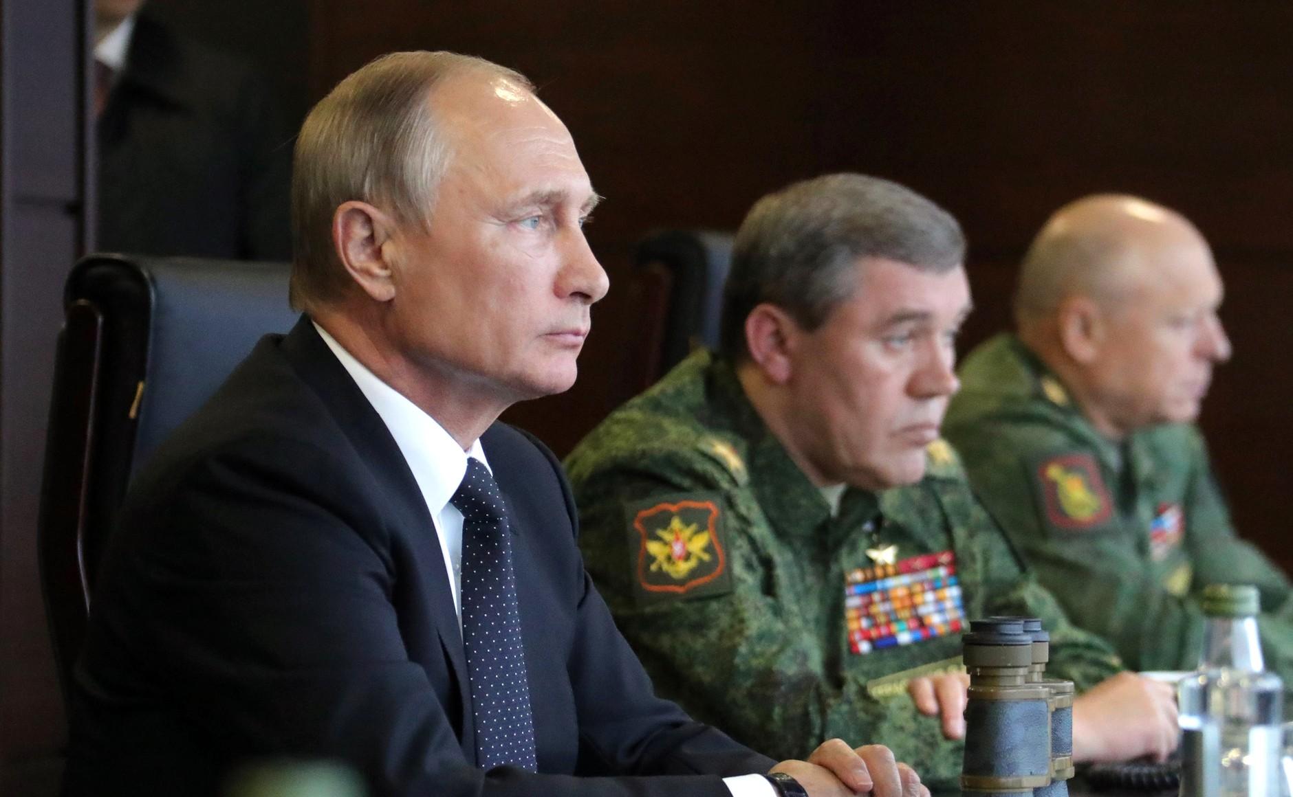 Putin til Zapad, NATO advarer