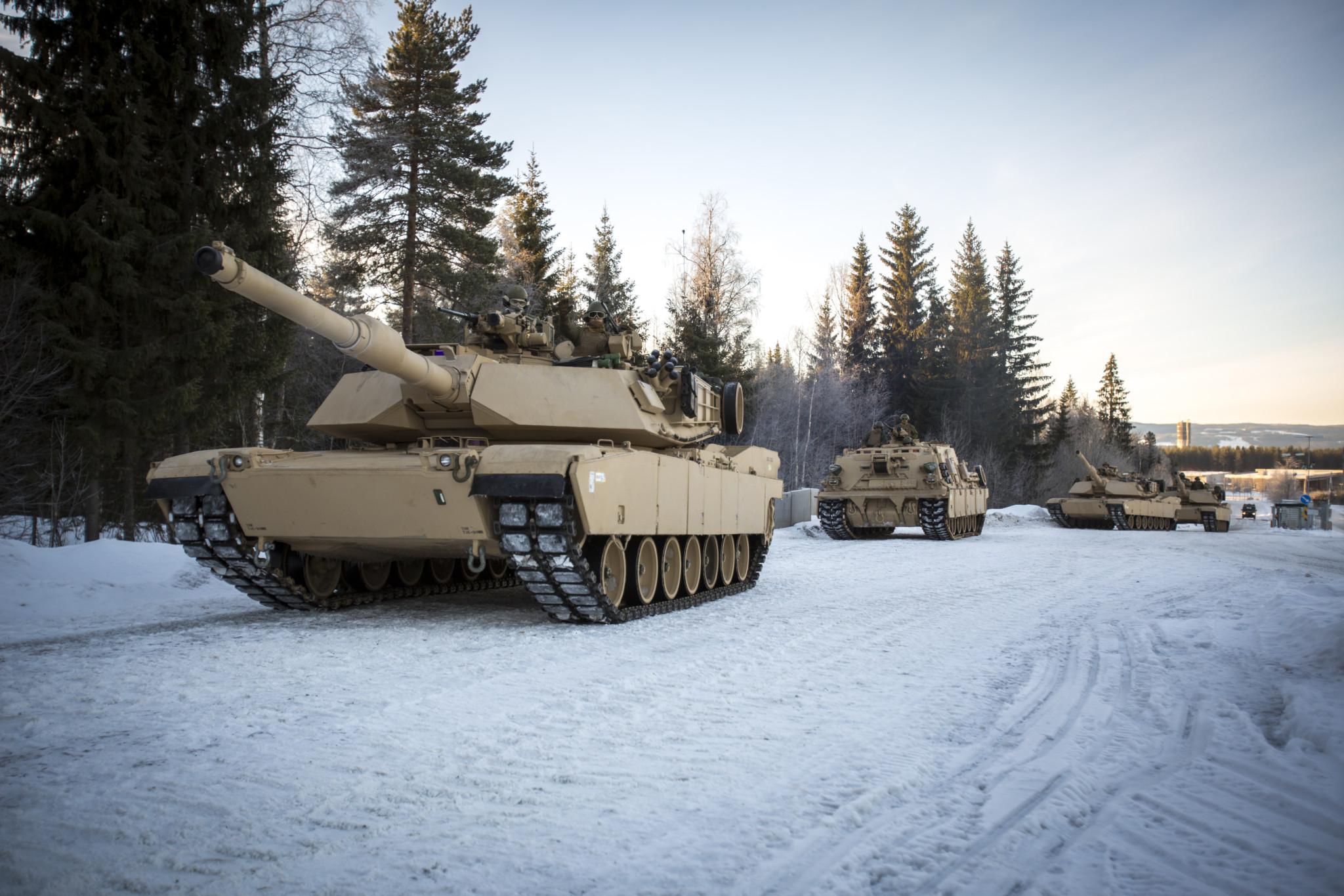 5.000 flere soldater til Trident Juncture