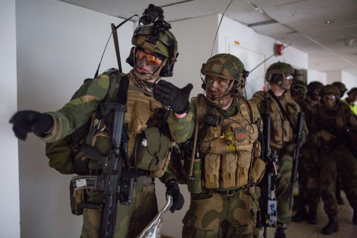 HV på «gult nivå»: Mindre trening og kan «miste» soldater