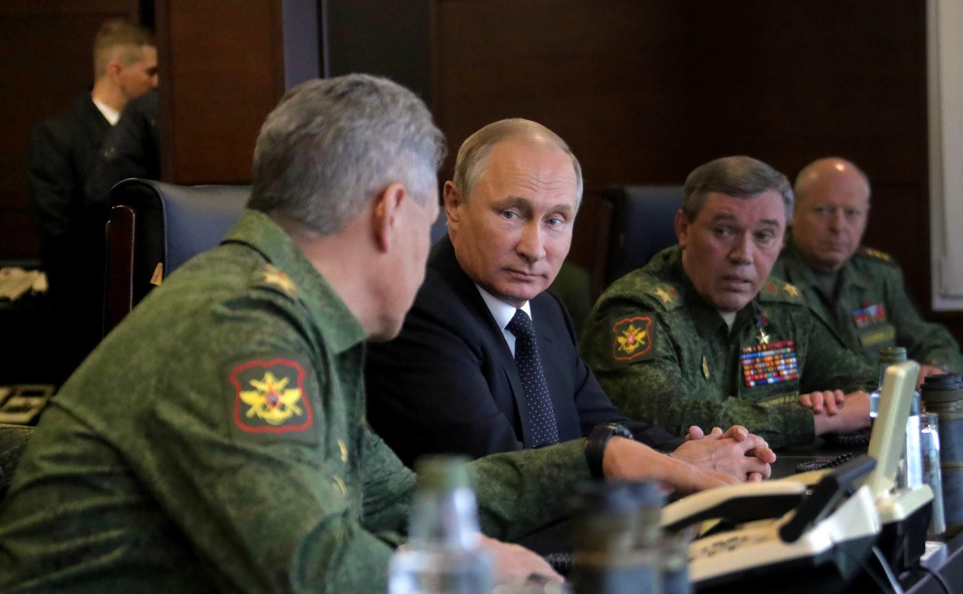 Russland benekter GPS-jamming