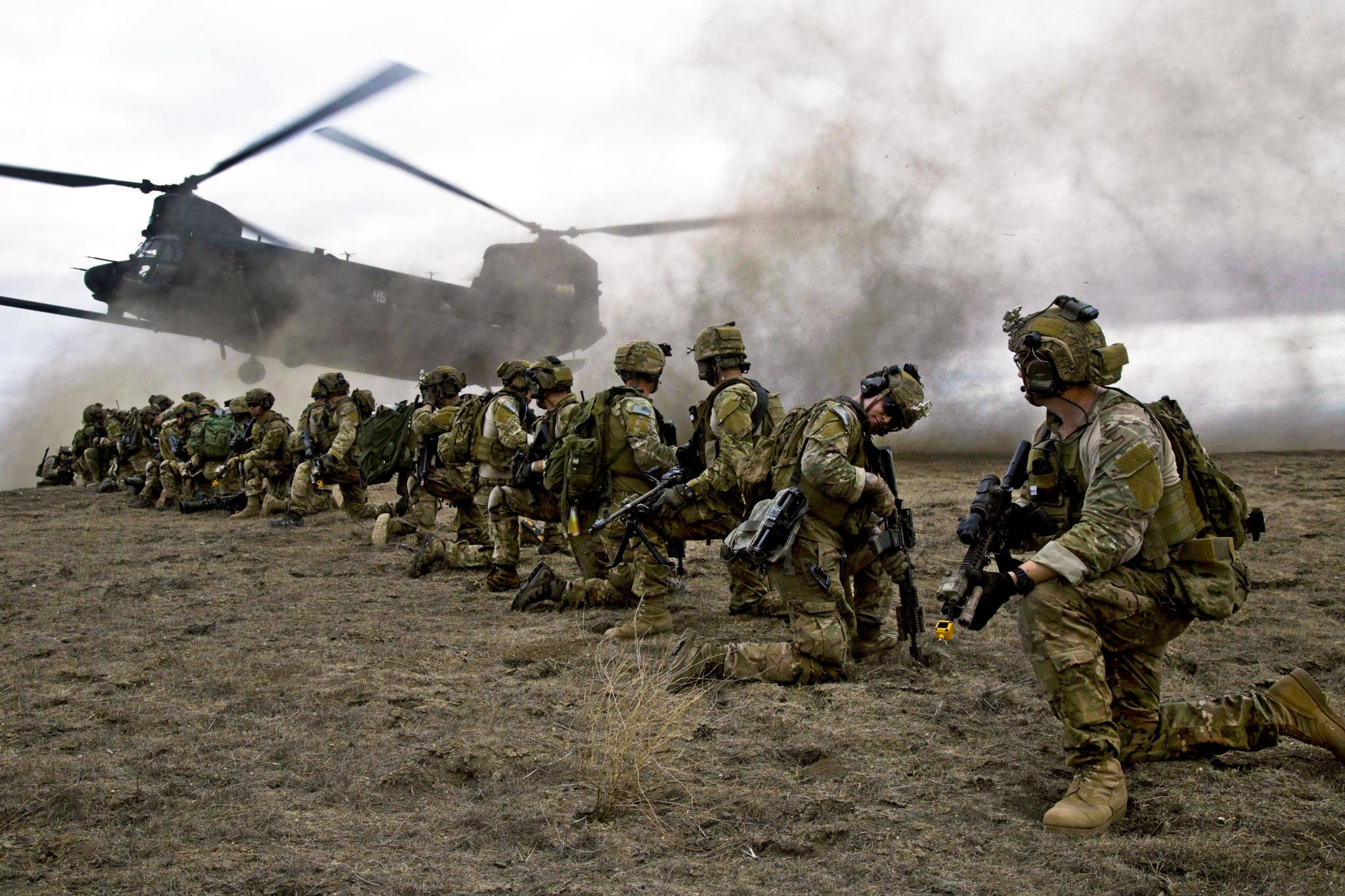 USA vedtar stor forsvarssatsing