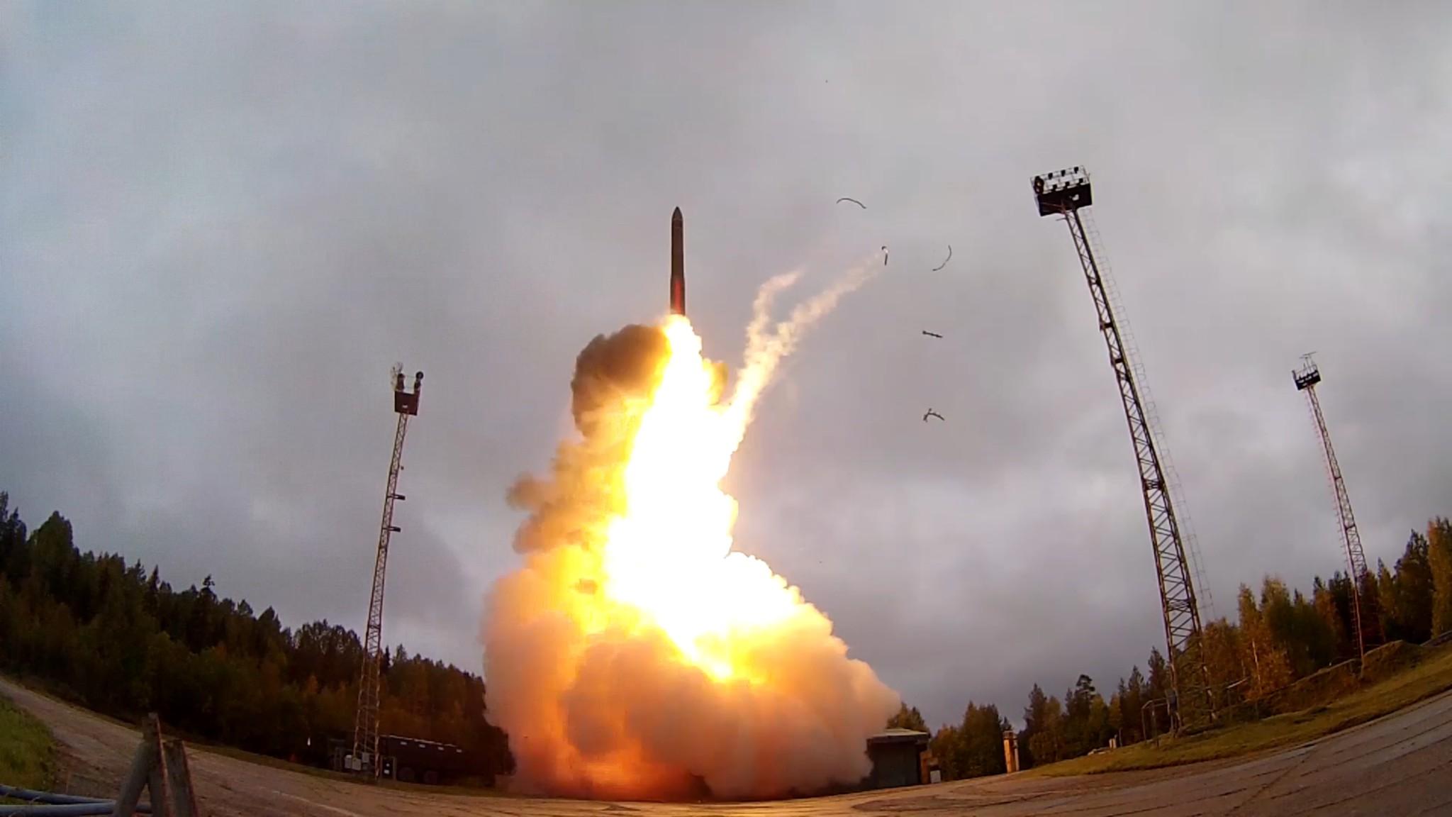 Russland: Hypersoniske missiler viktigst