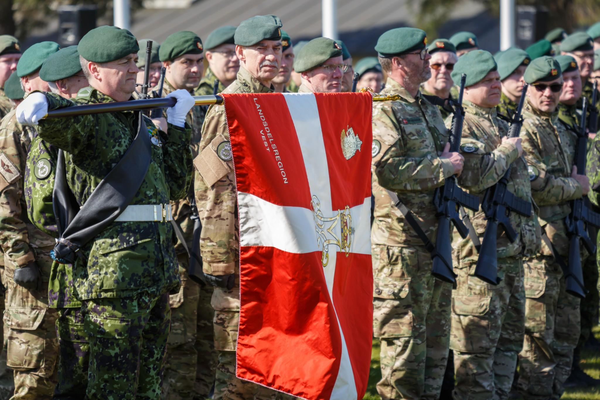 Foreslår kraftig økning av dansk forsvar