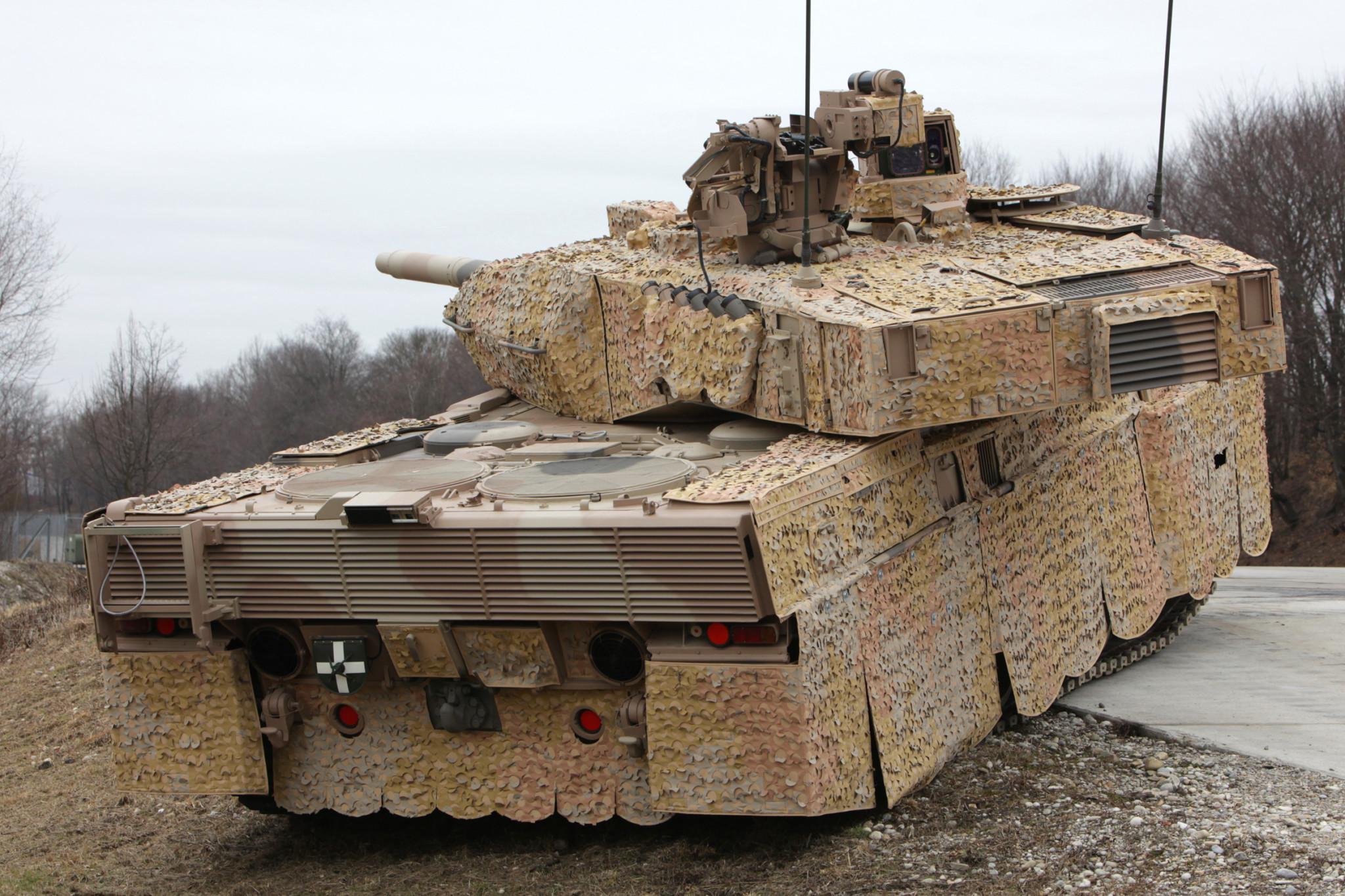 Kan levere stridsvogner på 18 måneder