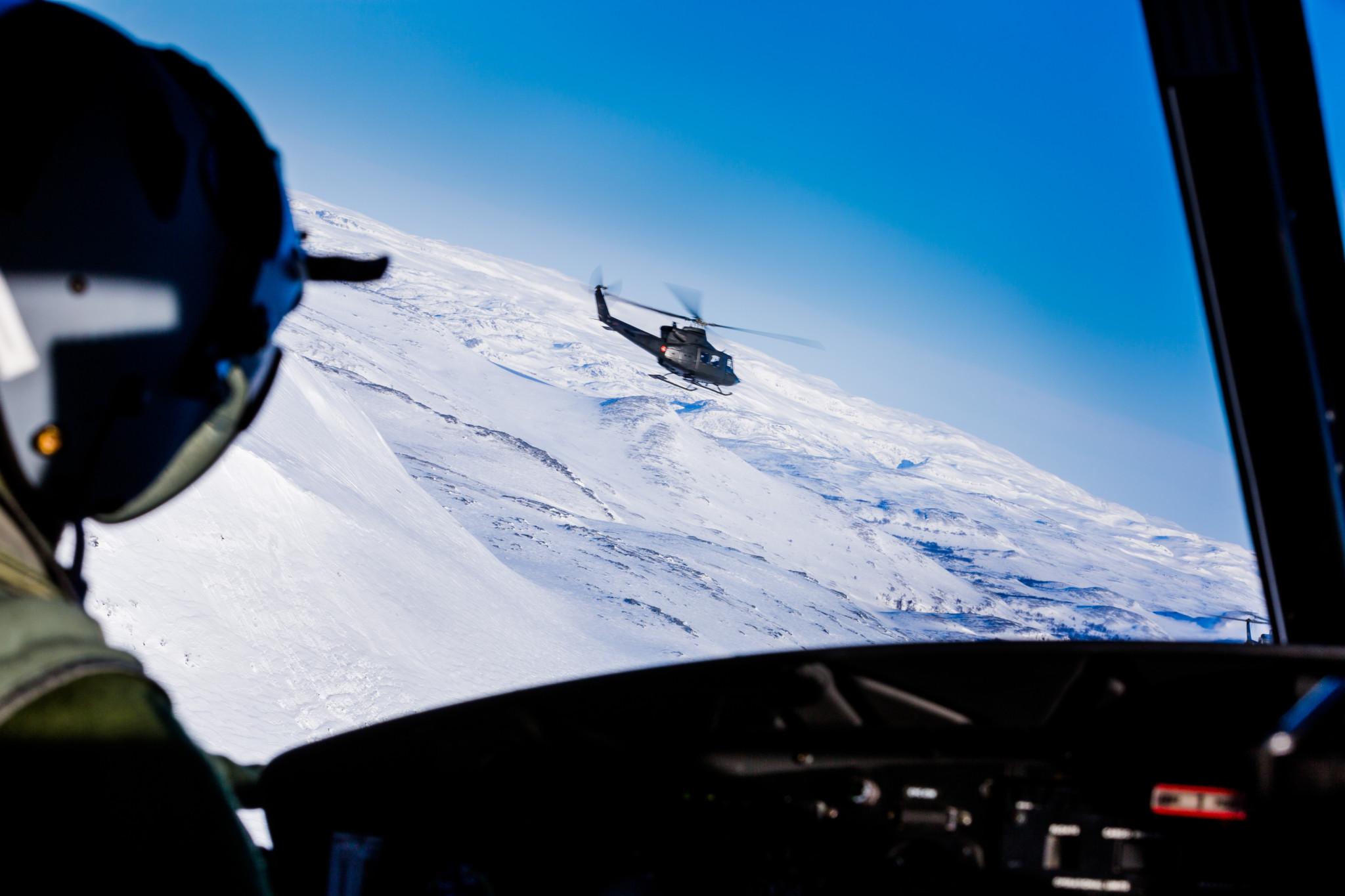 – Stortinget får Bell-412-vurdering i vår