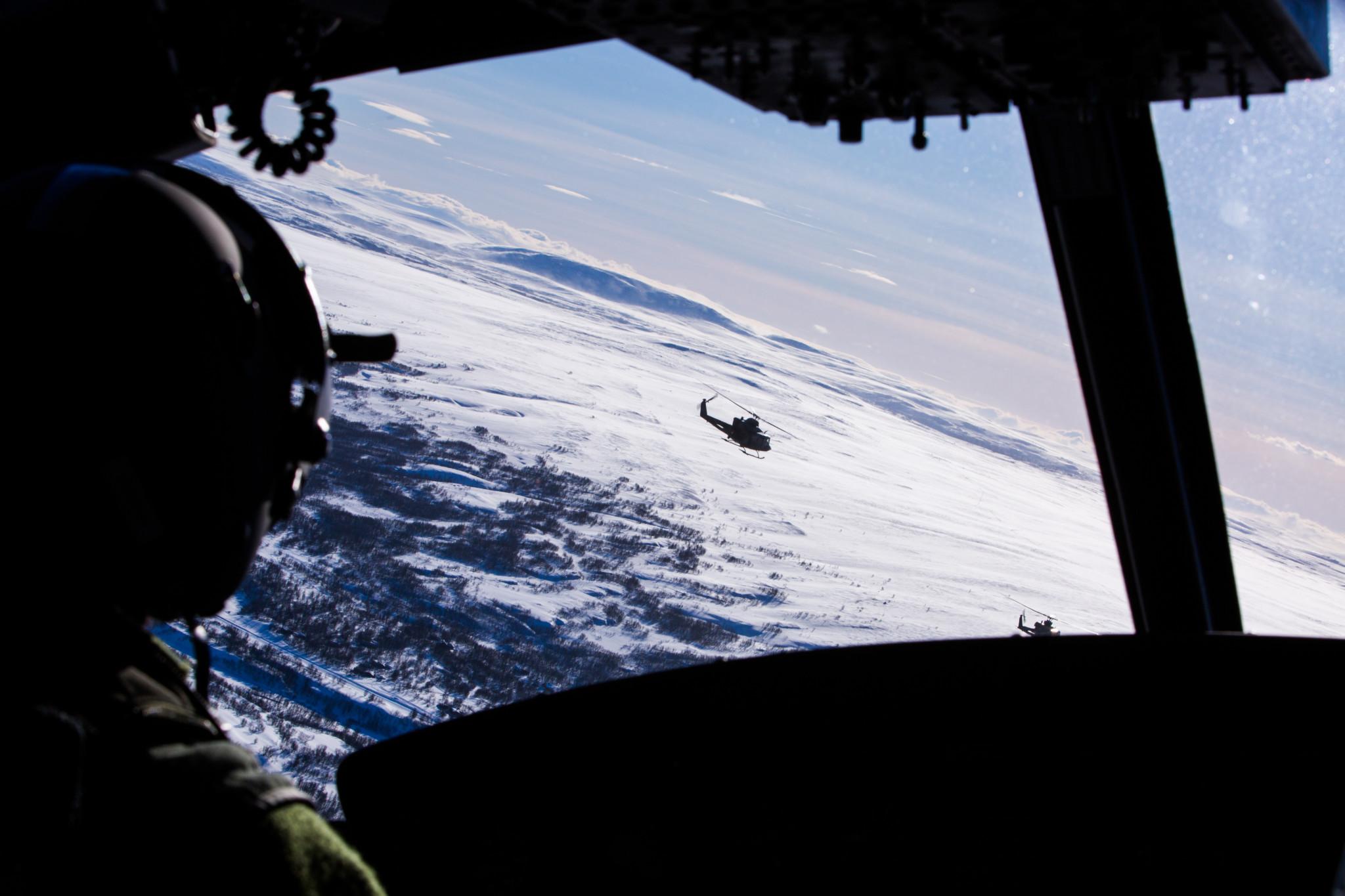 Uavklart helikopterbruk i Nord-Norge