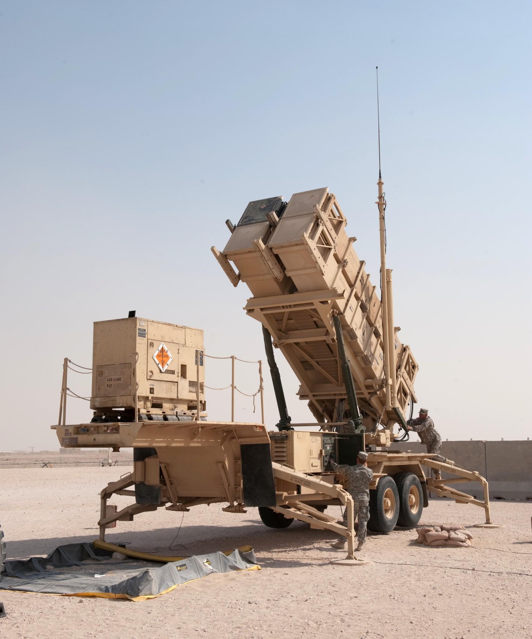 Polen kjøper missiler for 87 mrd.