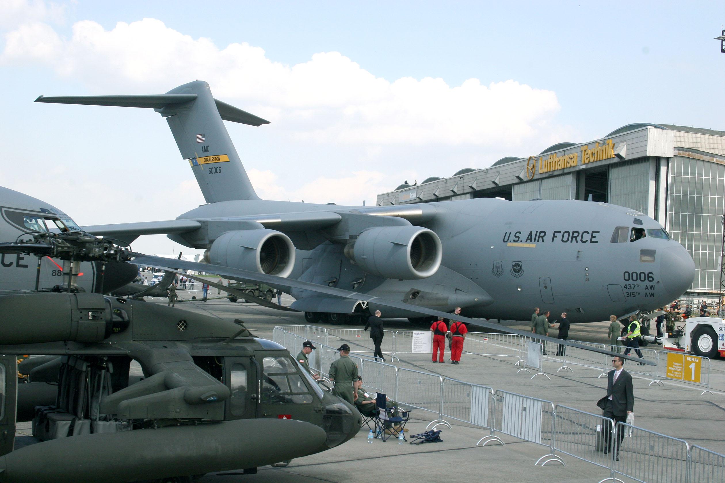 USAs luftforsvar mangler 2000 piloter