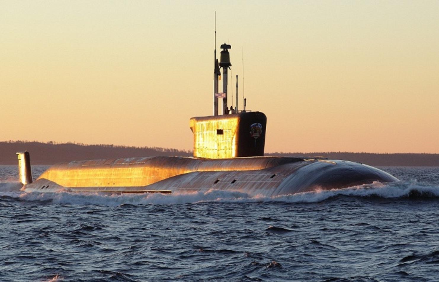Sjøsetter ny strategisk ubåt i dag