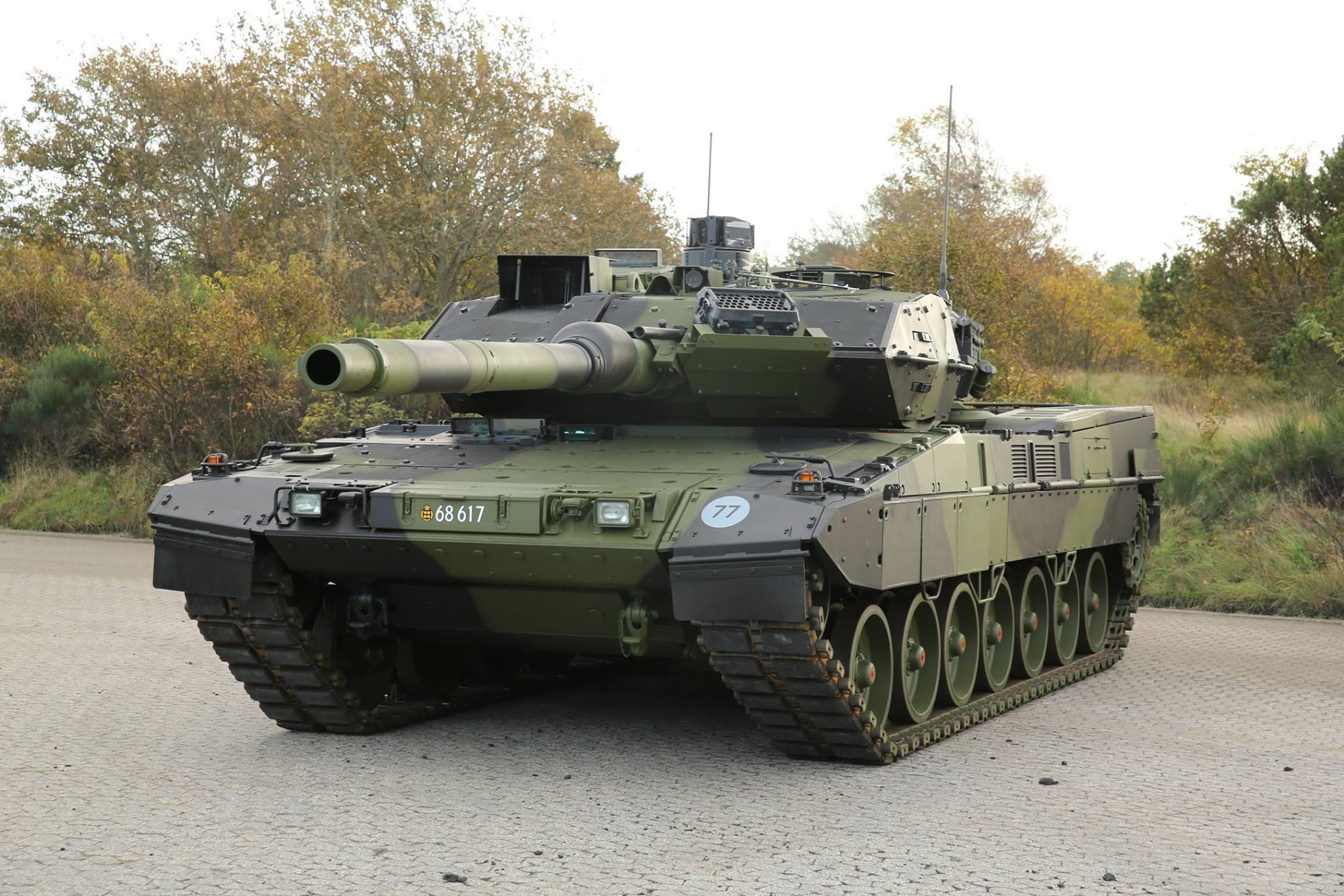 Hærsjefen vil ha Leopard 2 A7
