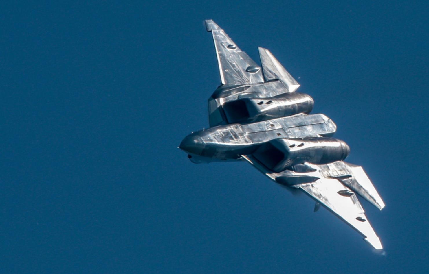 Russland begynner serieproduksjon av SU-57