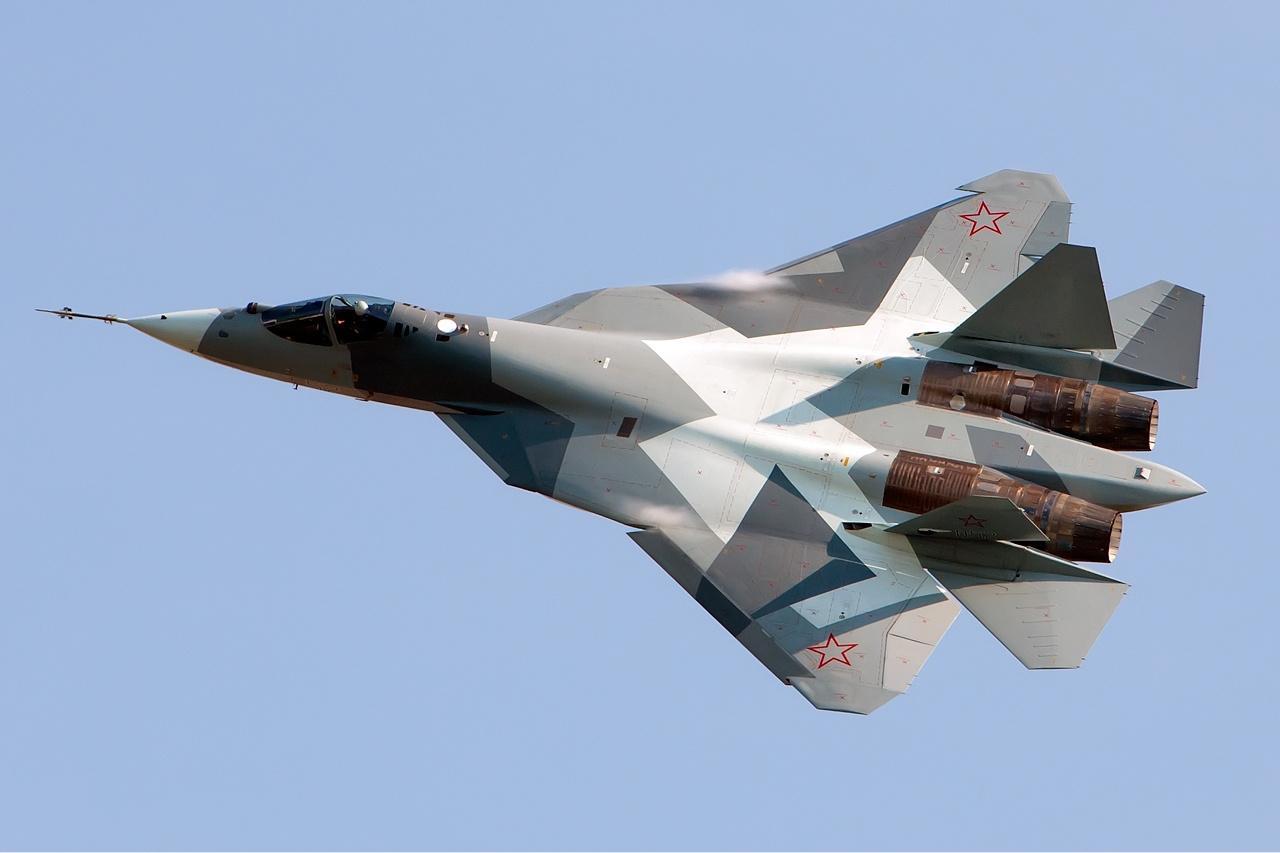 Her flyr det russiske «stealth»-flyet