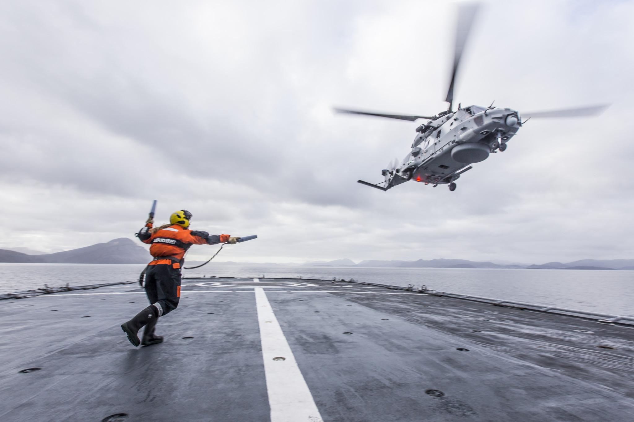 NH-90 gir Kystvakten mer penger til drivstoff