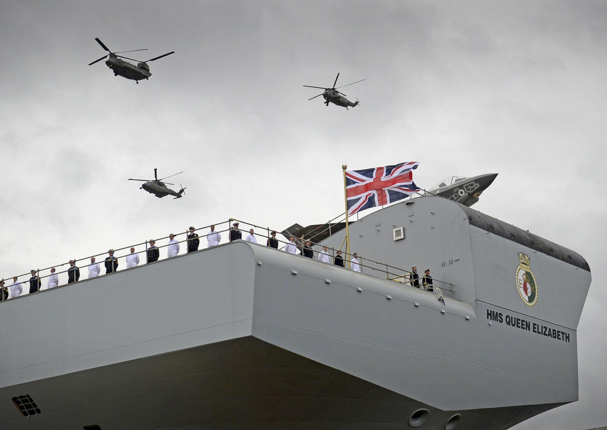 NATO: Storbritannia må forbli en stormakt
