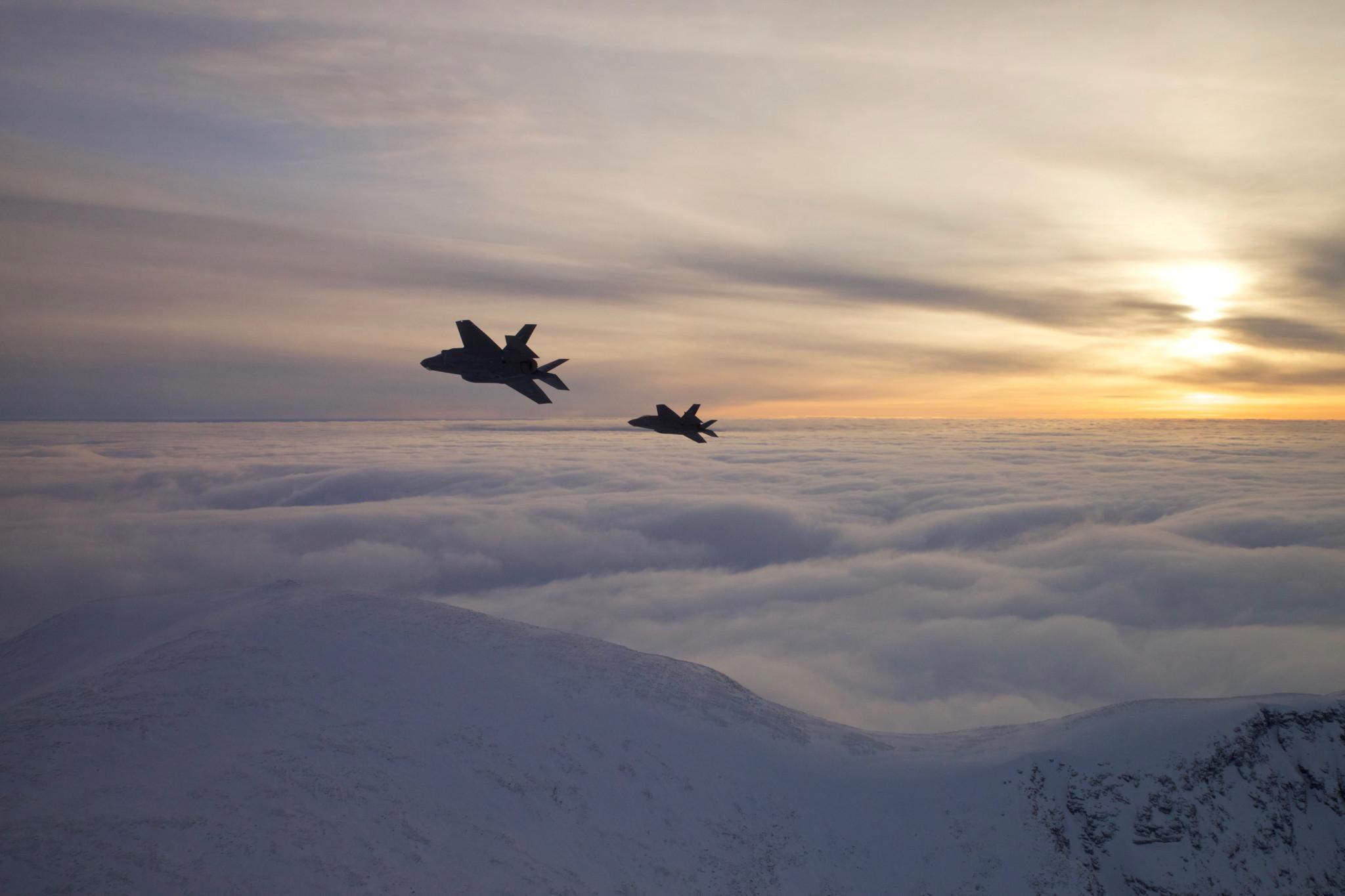 Forsvaret setter av 26 kampfly til NATO