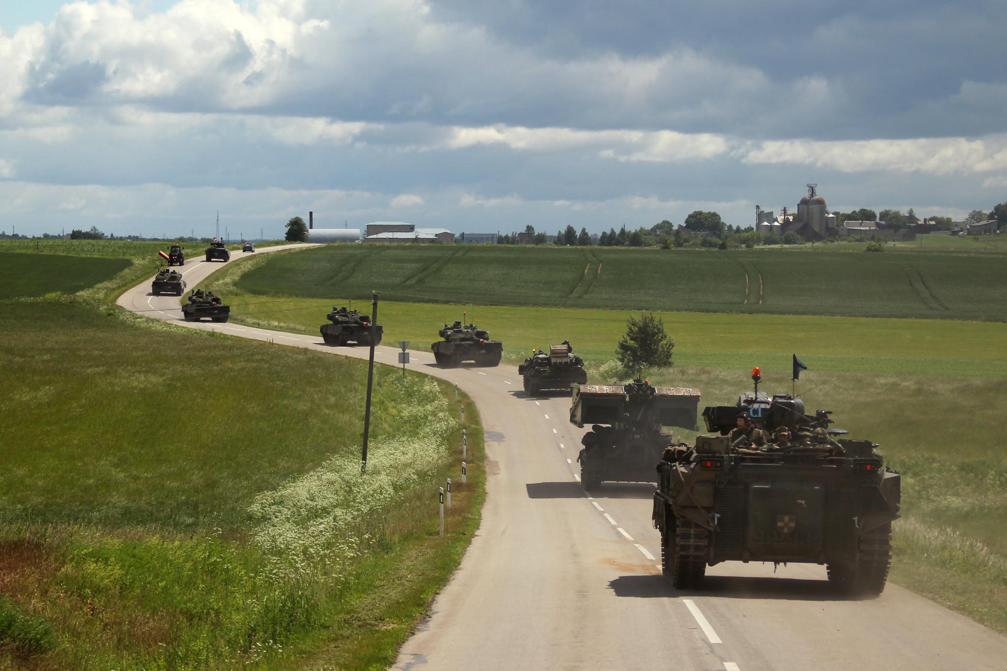 Tysk forsvarssatsing etter USA-kritikk