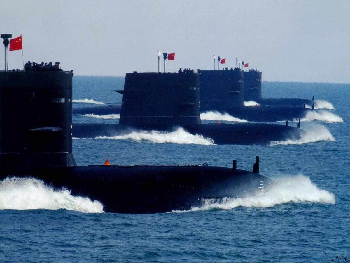 Kina skaper nervøsitet i NATO