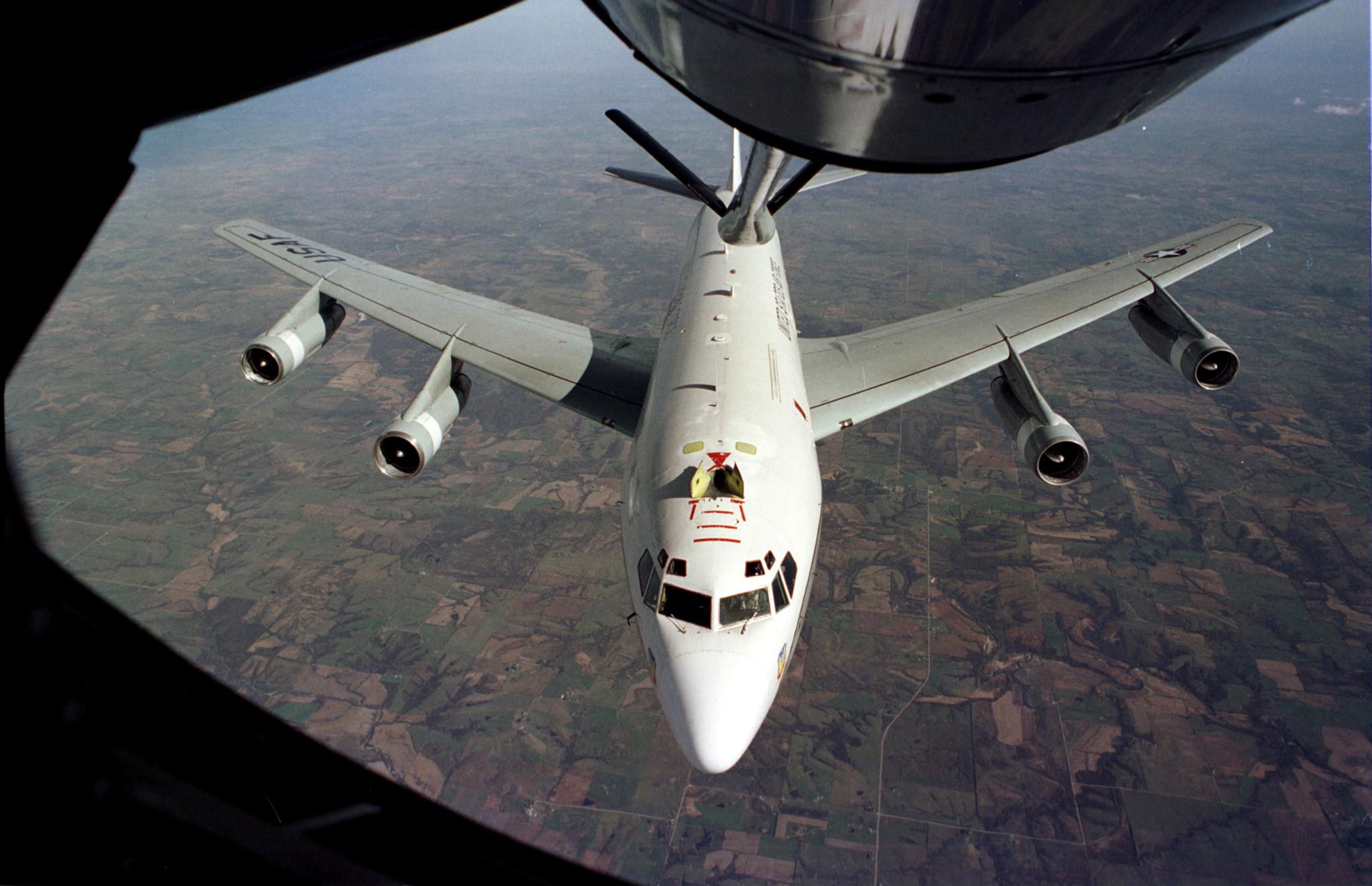 USAFs «atomsniffer» sendt til Barentshavet