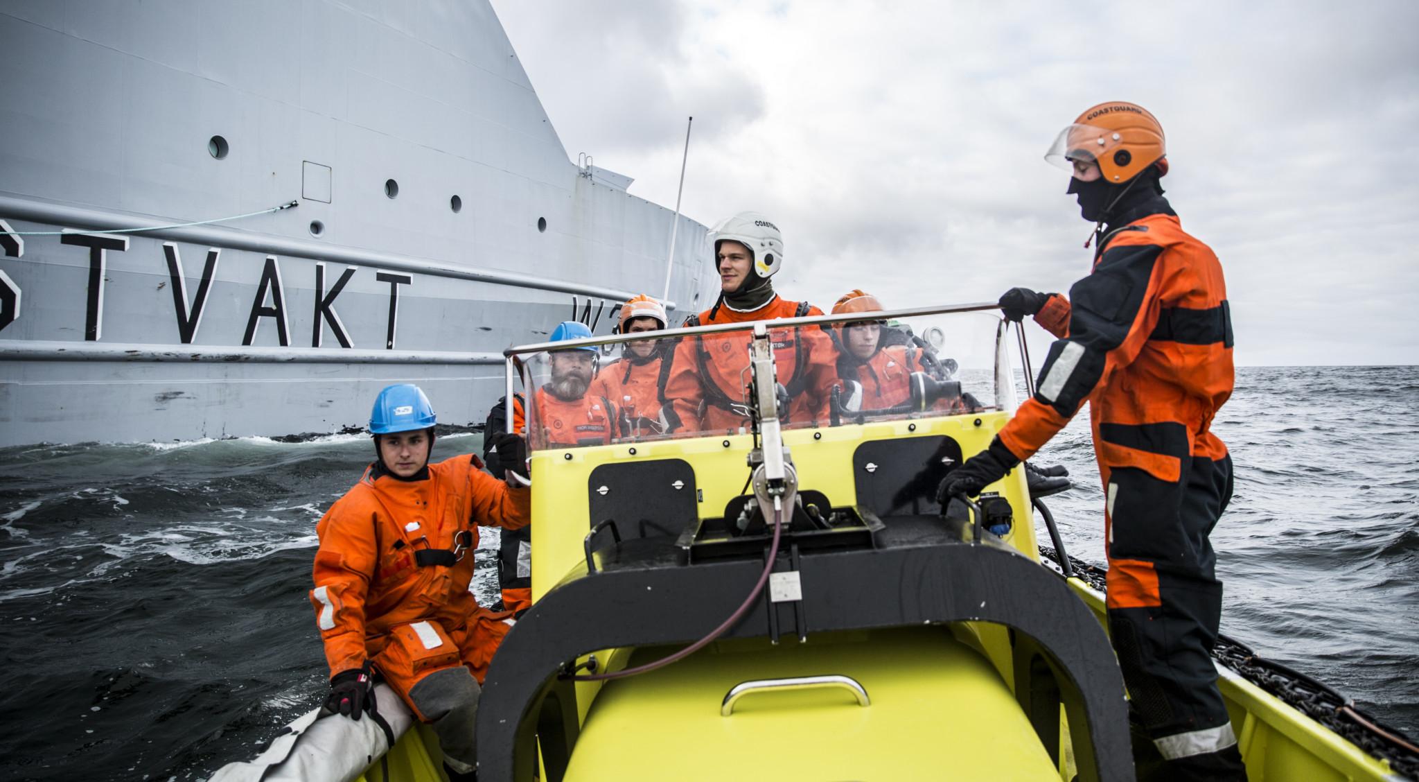 Frykter store sambandsproblemer til havs