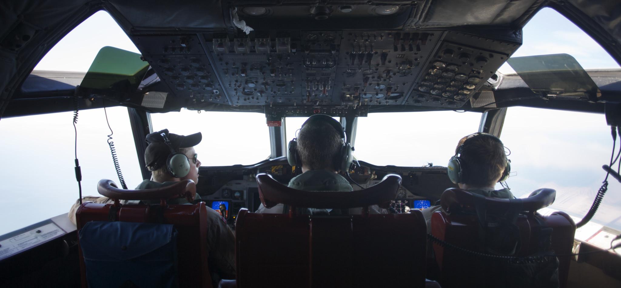 Leteaksjon: P-3C Orion på vingene i ti timer