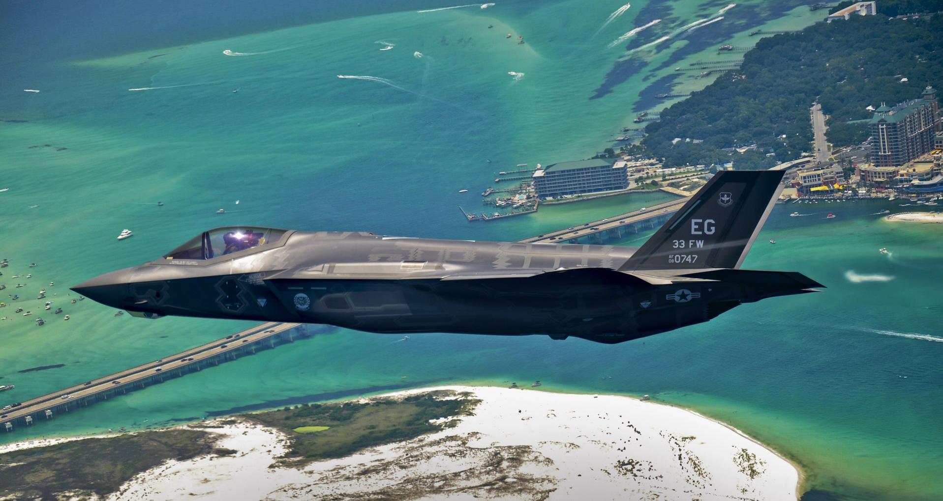 –Norske F-35 kampklare