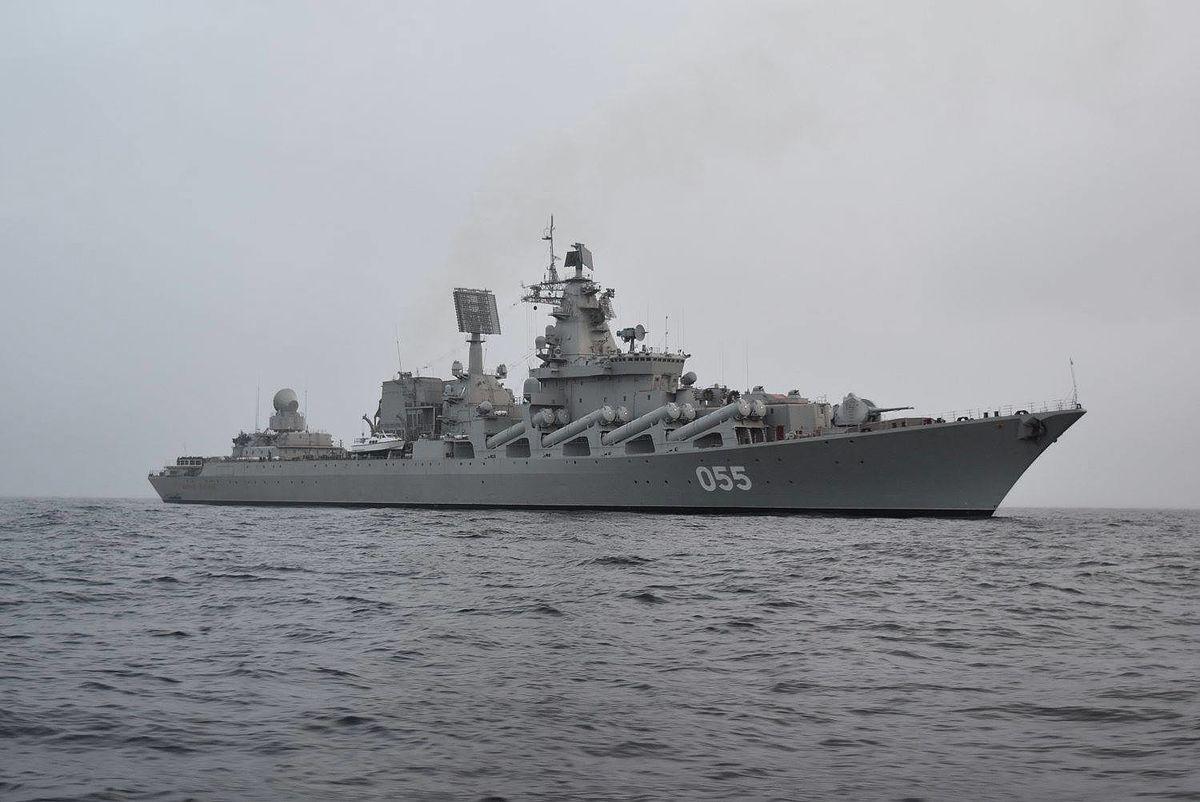 Russisk missiltesting i Barentshavet