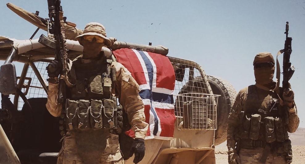 — Nordmenn kjempet på russisk side i Syria