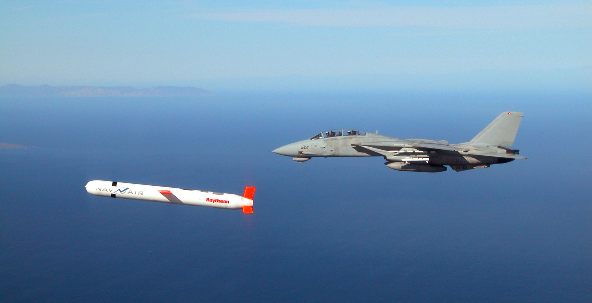 Amerikansk milliardsatsing på missiler