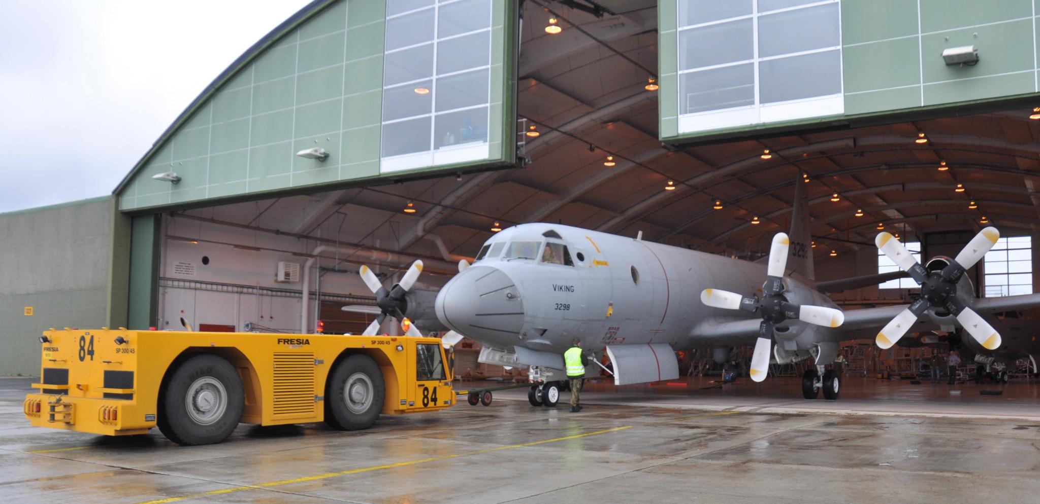 Vil utfase ett P-3N Orion nå