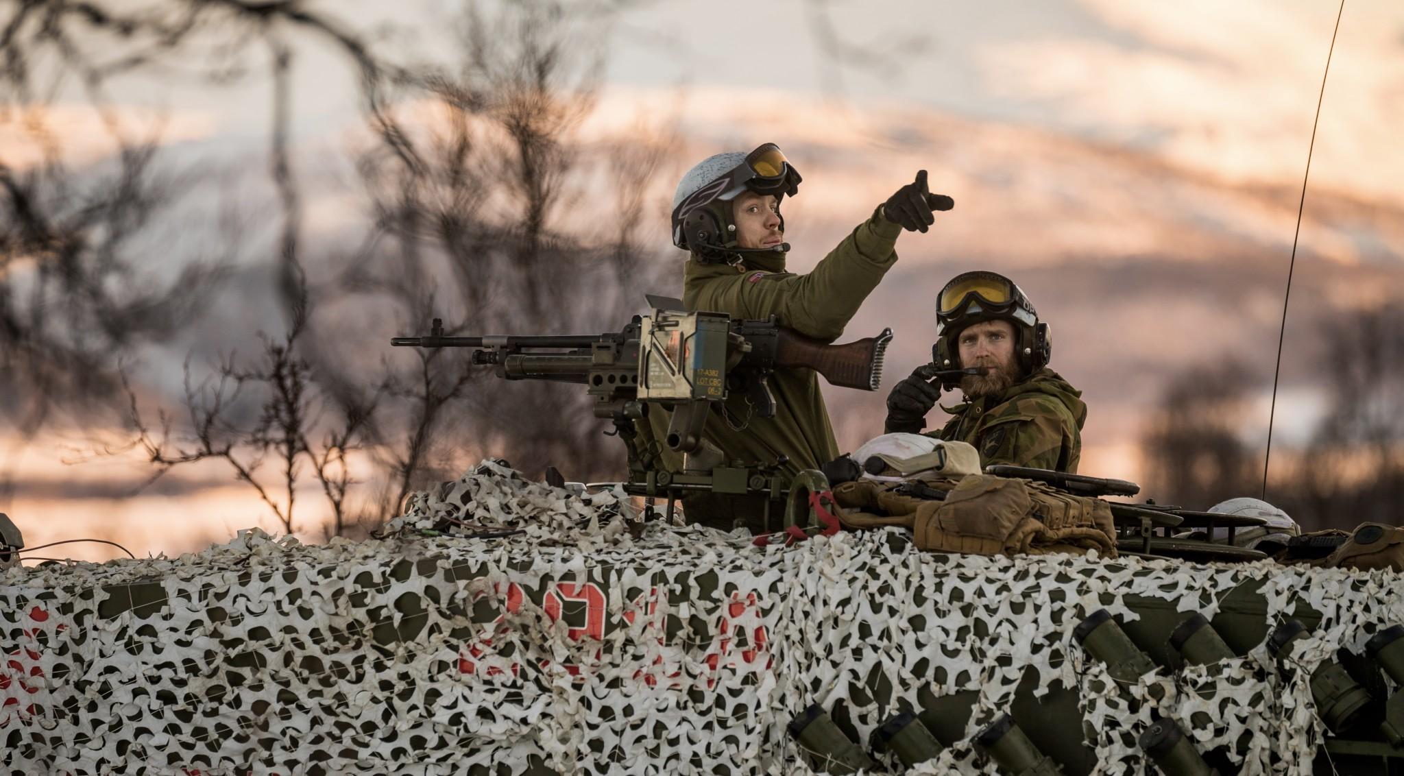Ikke ammo til å sertifisere stridsvognskyttere