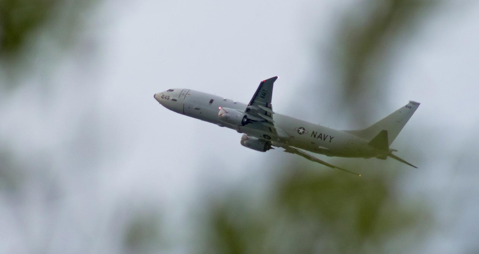 USA opererer nå fire P-8 fra Andøya