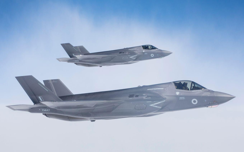 Britene faser inn F-35B