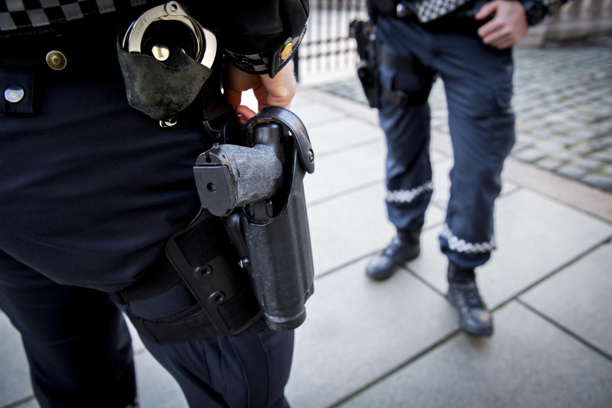 —  Norsk politi bør bevæpnes