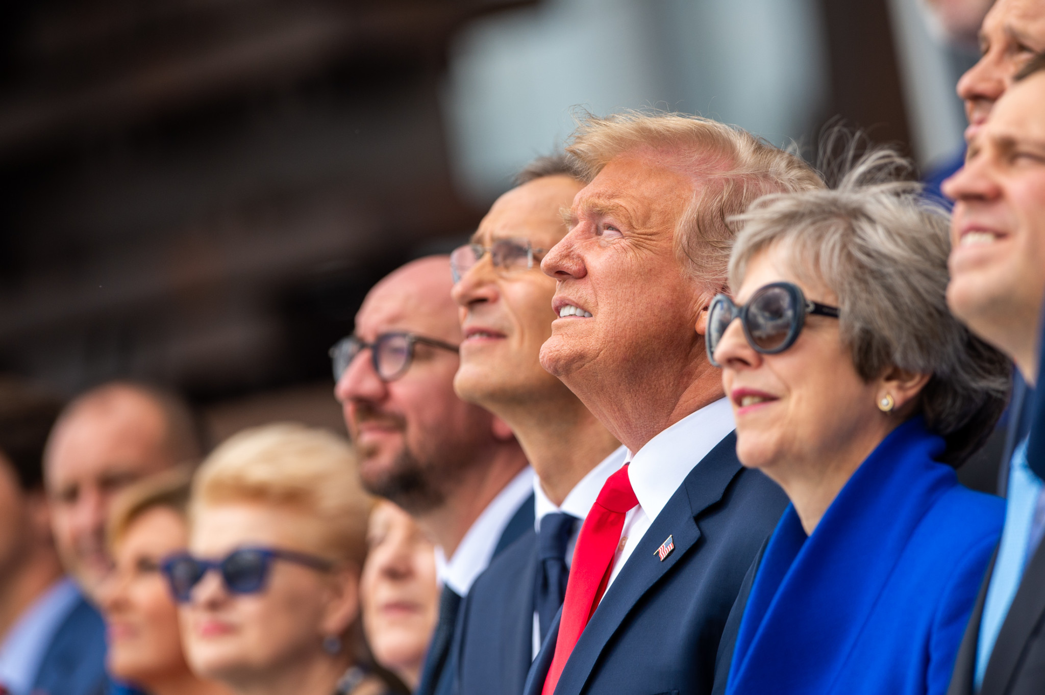 NATO gir Trump spesialtilpassede tall