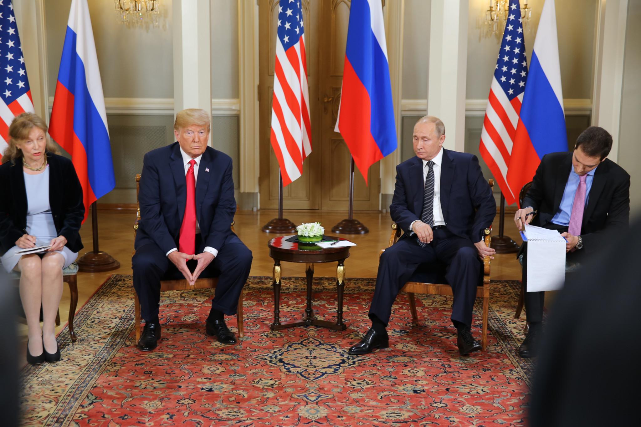 Helsinki-toppmøtet skaper farlig usikkerhet