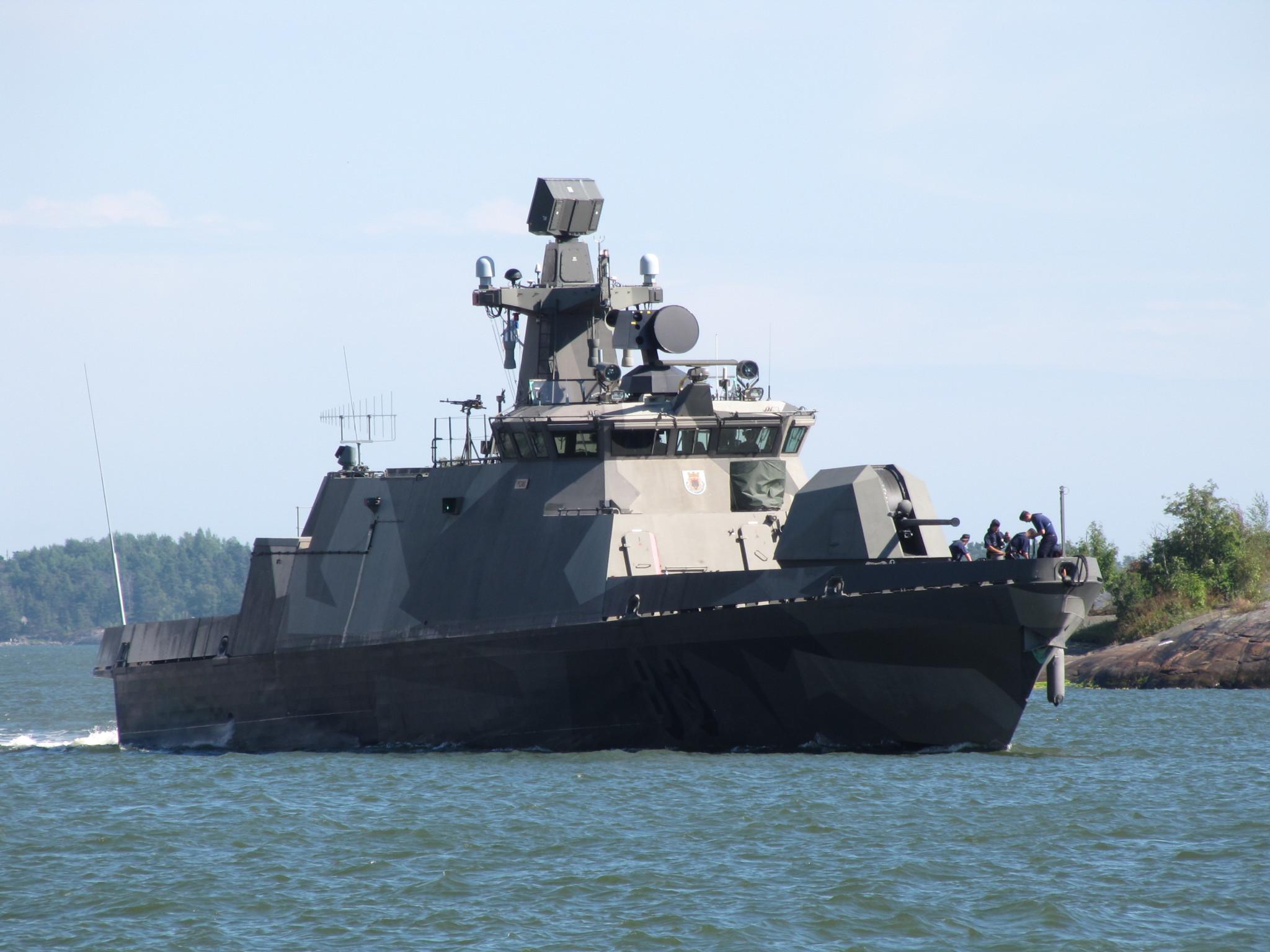 Finland kjøper israelske missiler til marinen