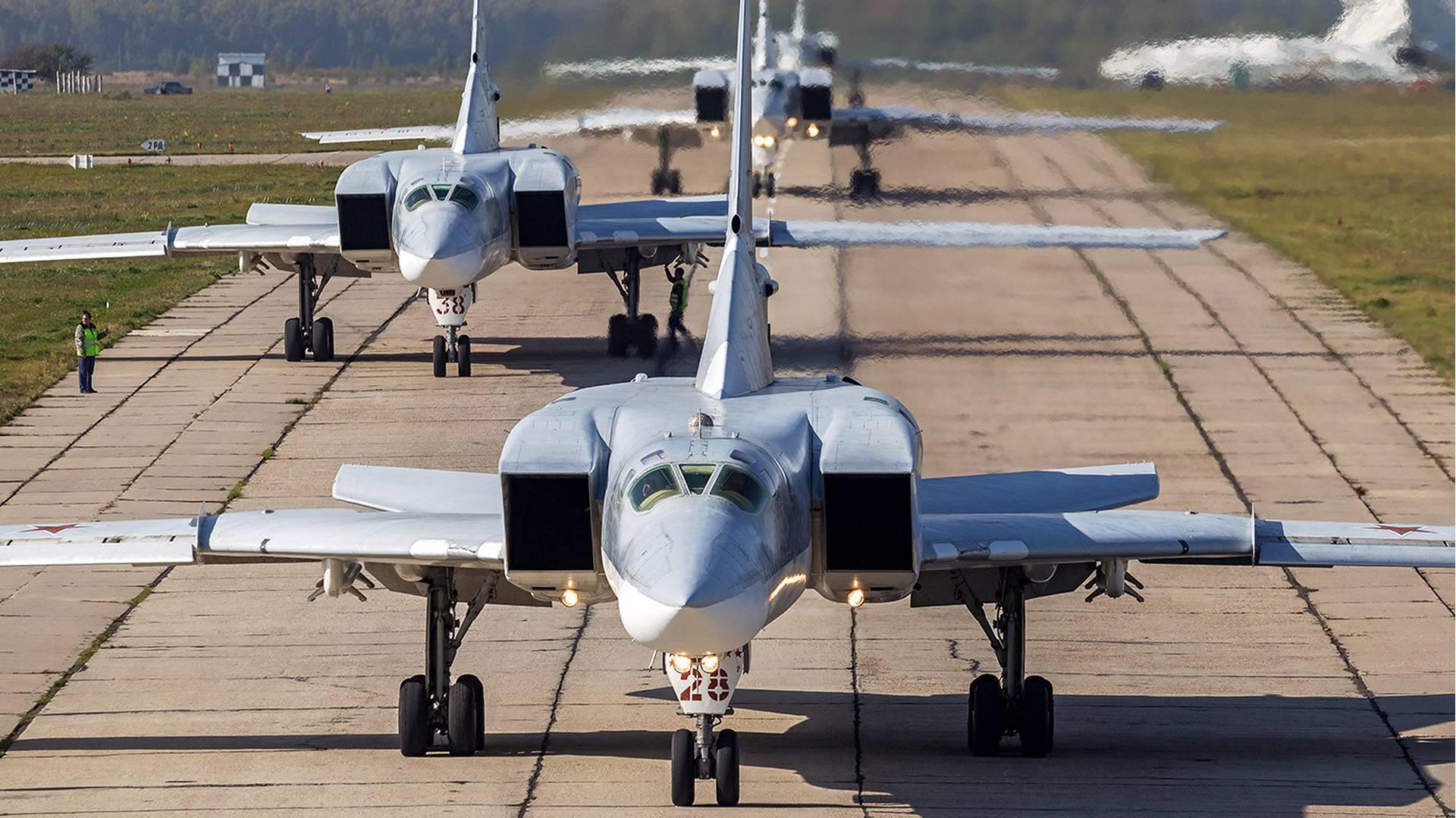 Russland simulerte to bombetokt langs Norge