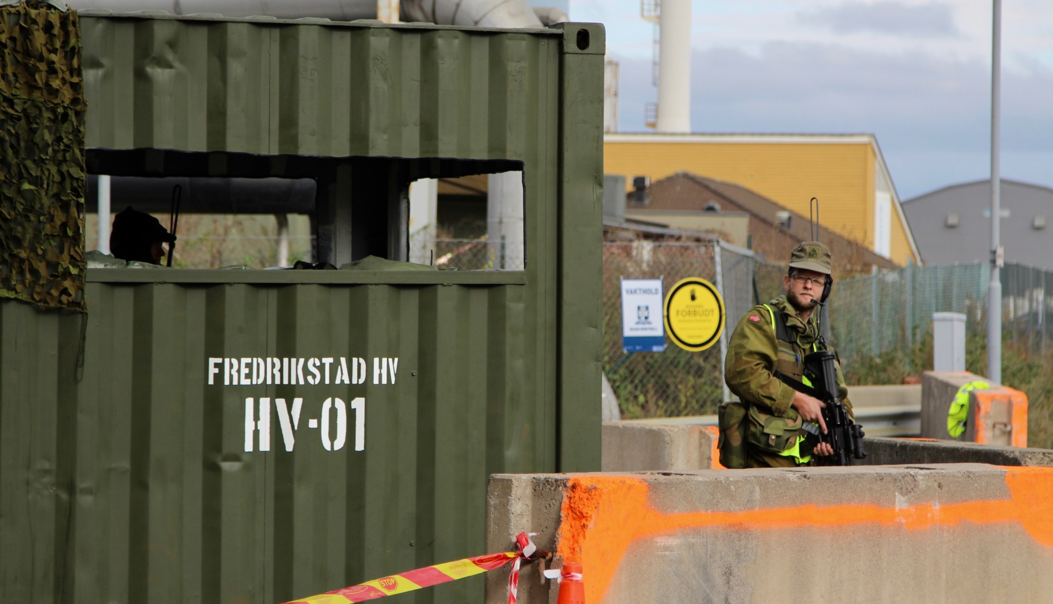 Underrapportering av spionasje mot Norge