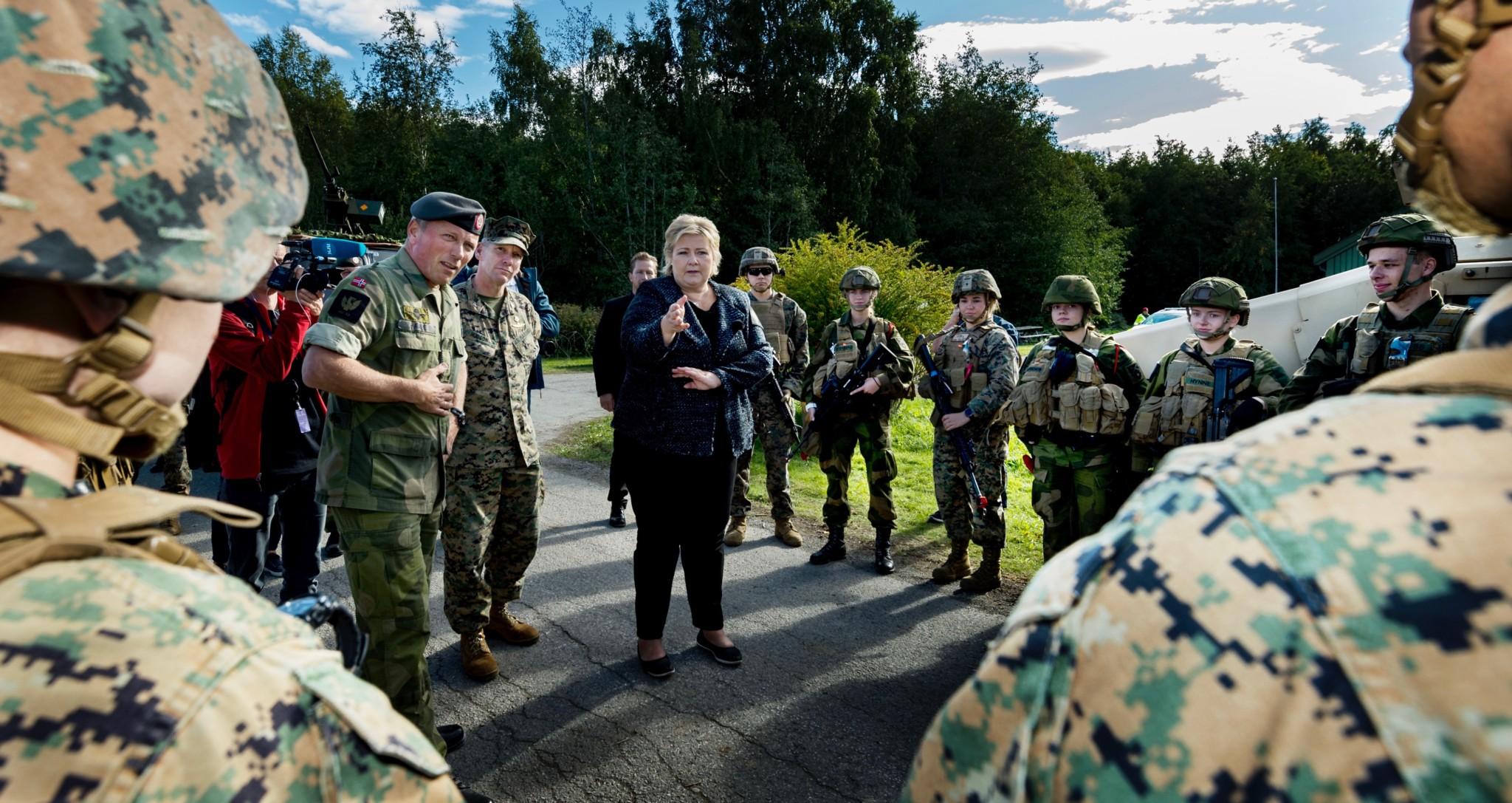 Forventer cyberangrep under NATO-øvelse