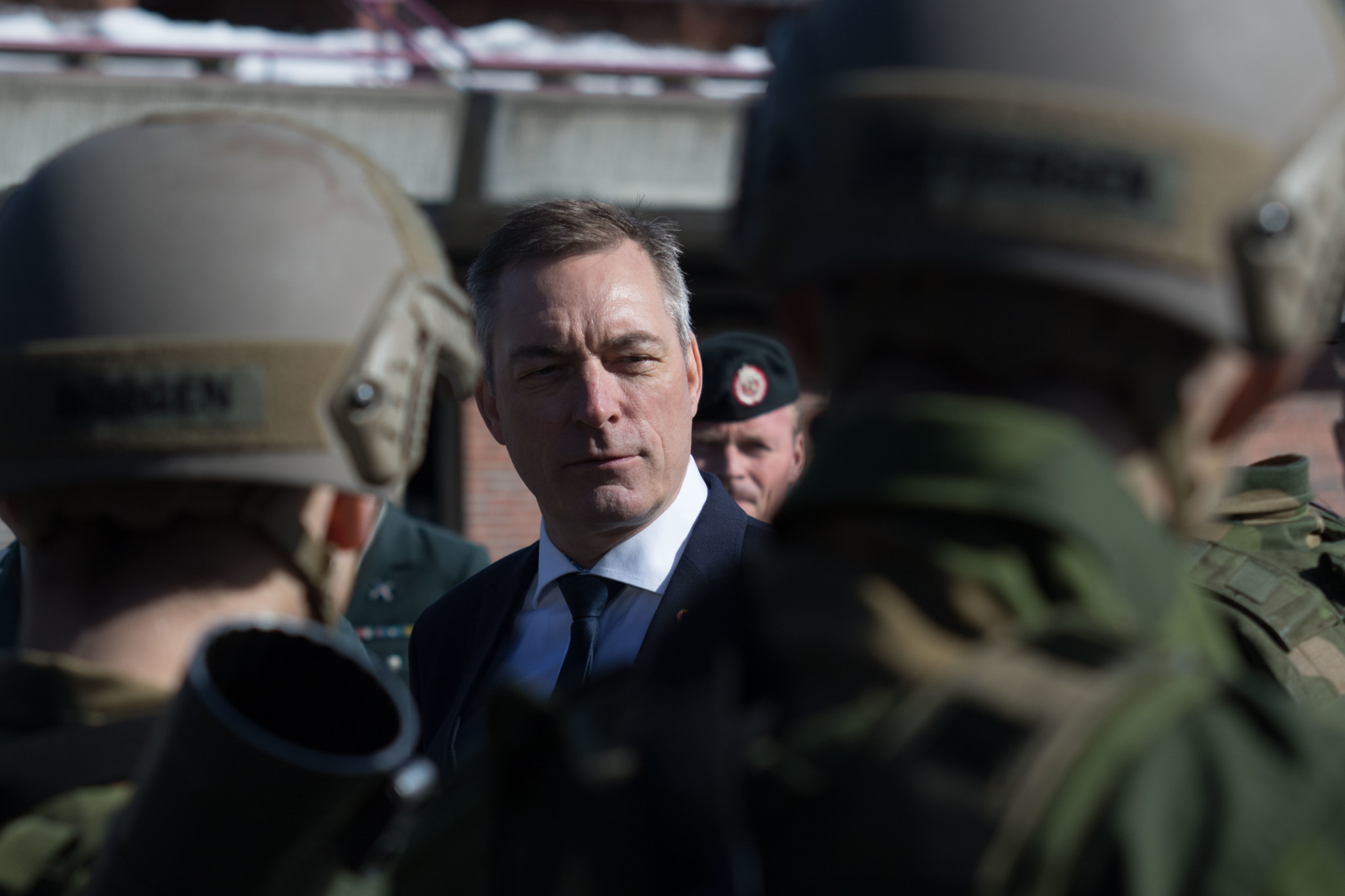 Var hemmelig at NATO ba om bompengefritak